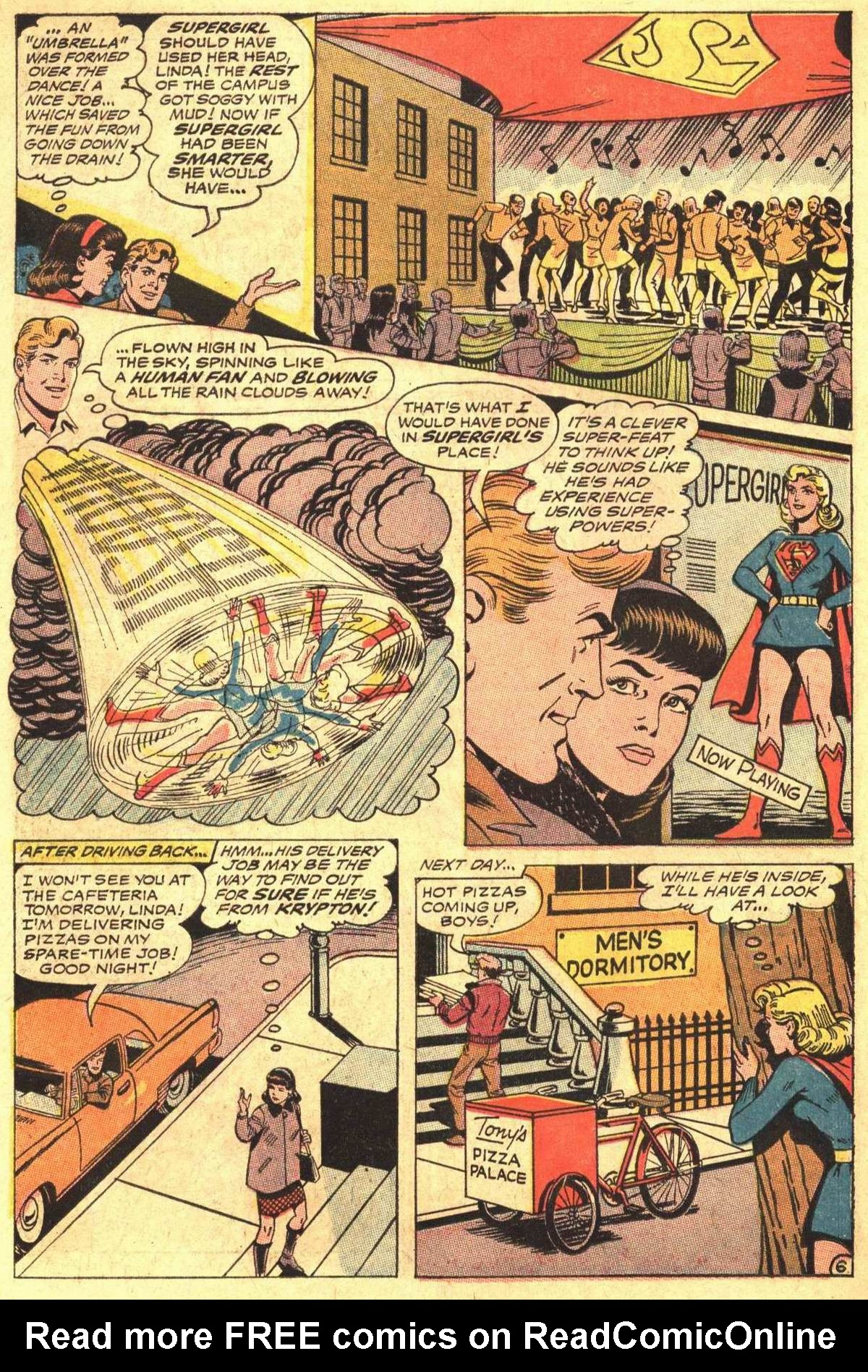 Read online Action Comics (1938) comic -  Issue #361 - 26