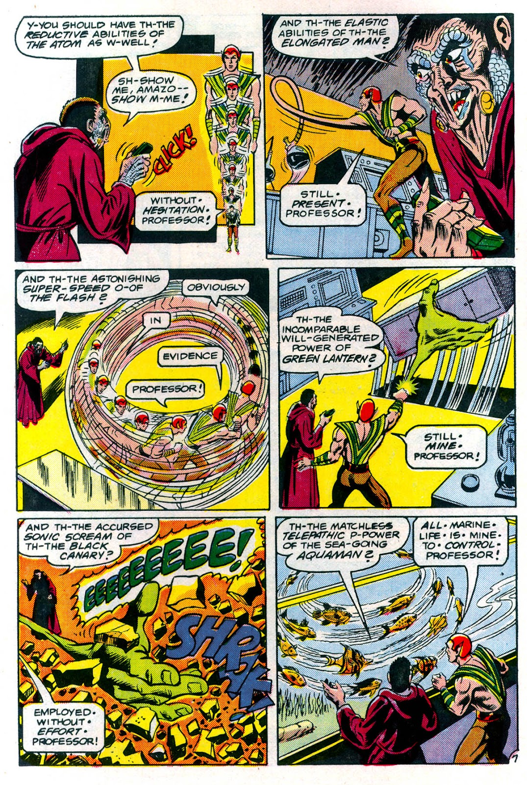 Read online Superman Special (1983) comic -  Issue #3 - 8
