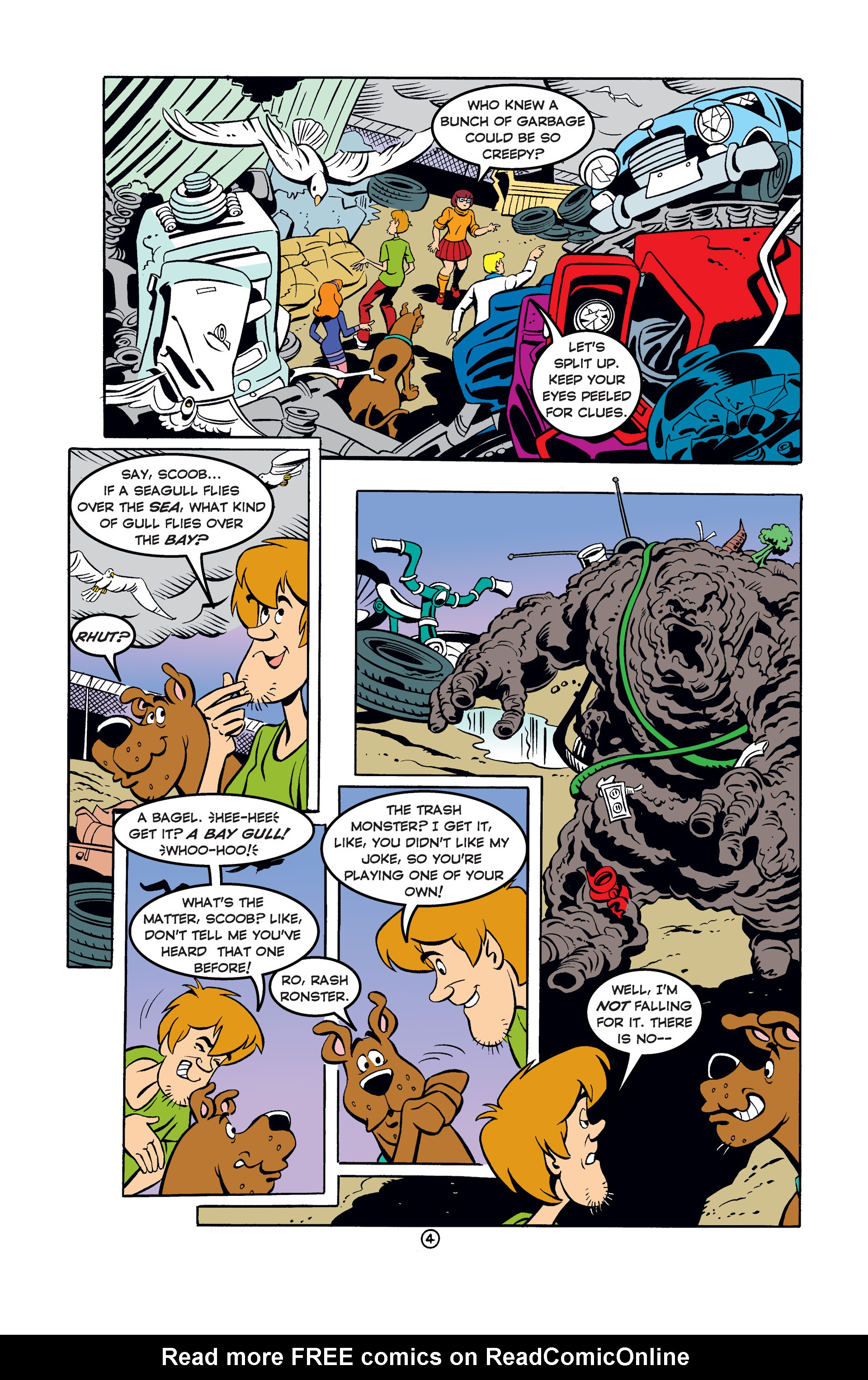 Read online Scooby-Doo (1997) comic -  Issue #41 - 17