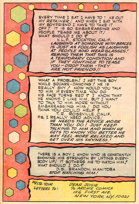 Read online She's Josie comic -  Issue #72 - 42