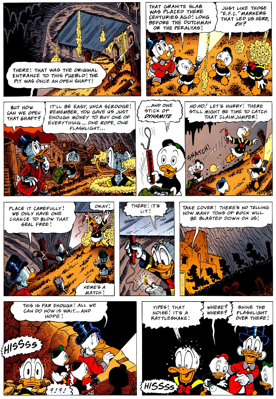 Read online Uncle Scrooge (1953) comic -  Issue #319 - 21