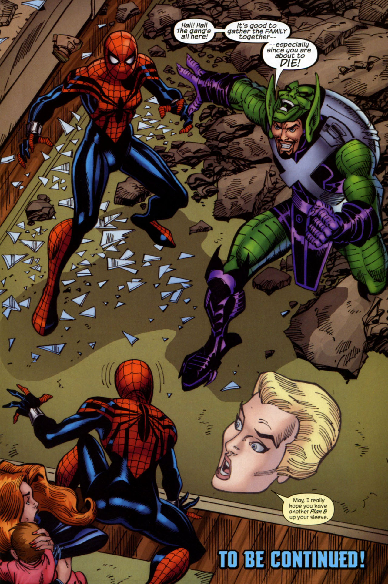 Read online Amazing Spider-Girl comic -  Issue #28 - 23