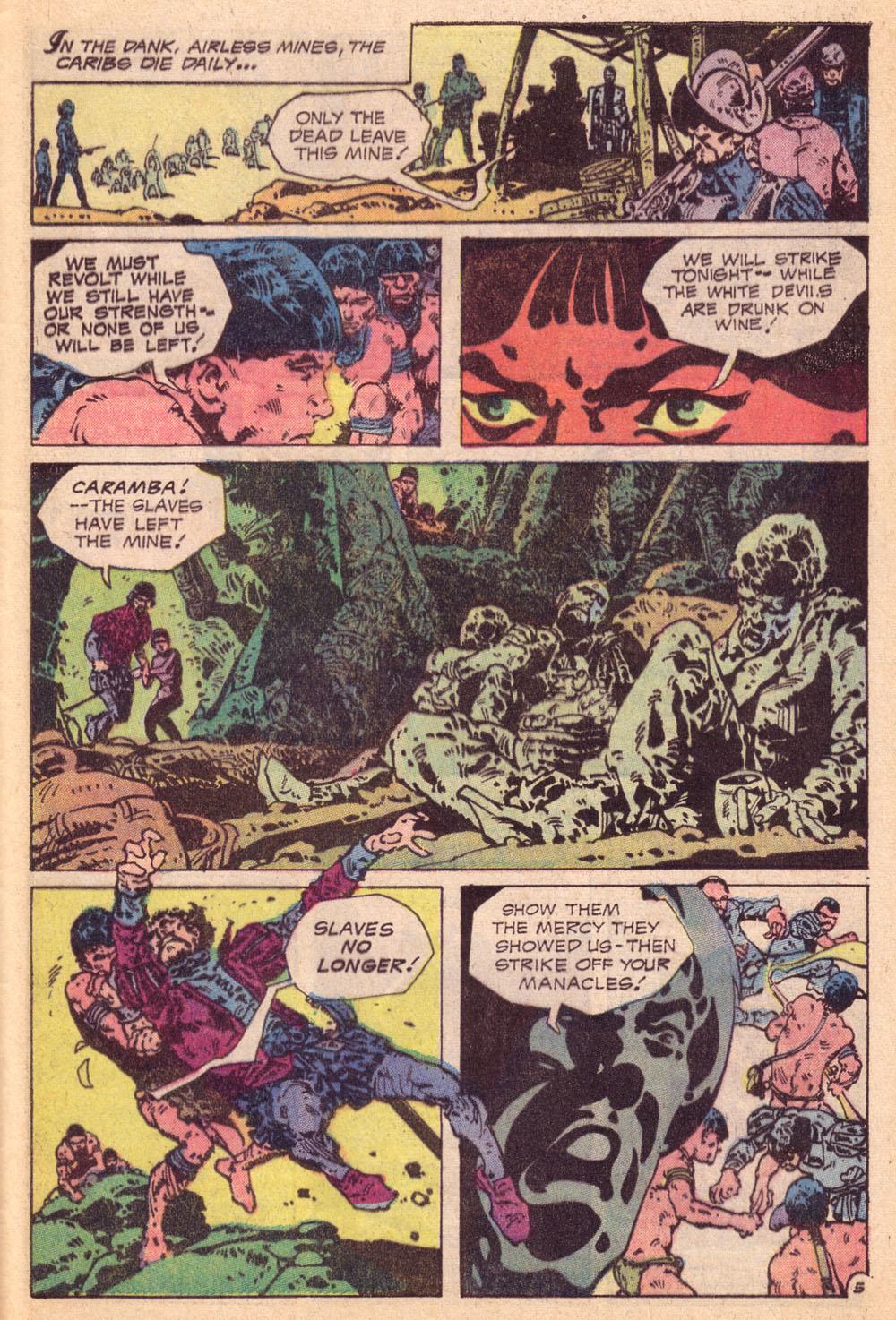 Read online Adventure Comics (1938) comic -  Issue #425 - 22