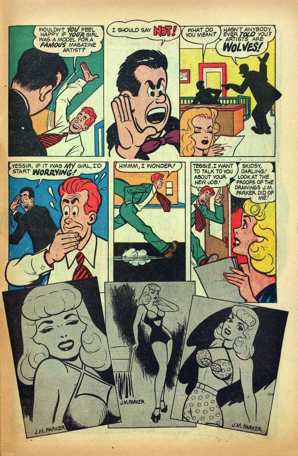 Tessie the Typist issue 16 - Page 45