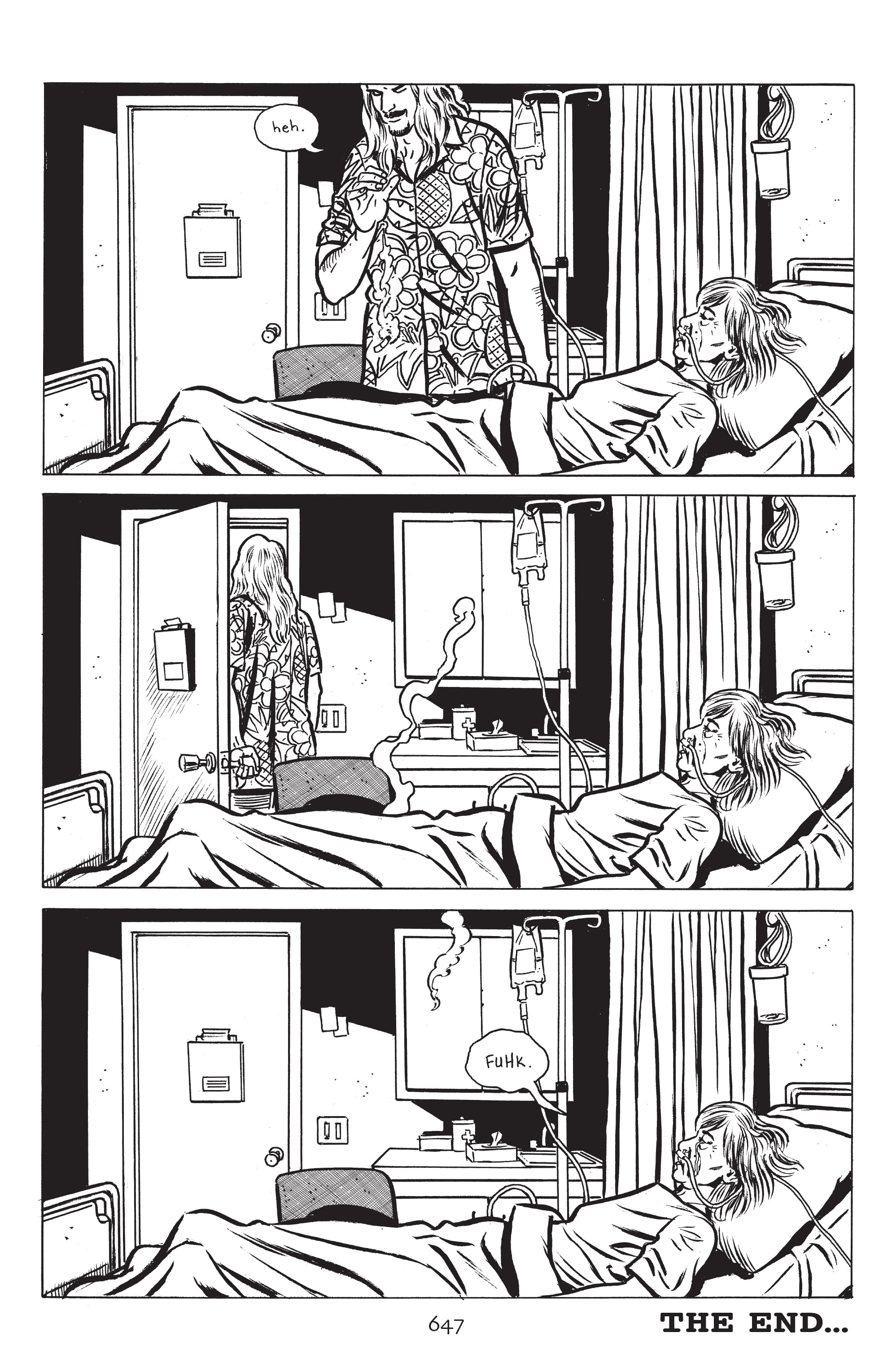 Read online Stray Bullets: Sunshine & Roses comic -  Issue #23 - 30