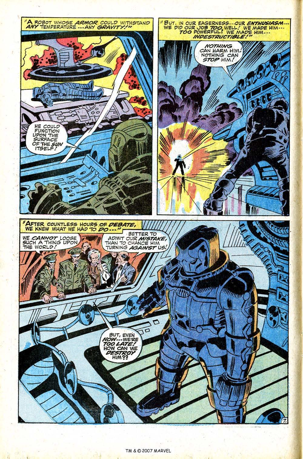 Read online Silver Surfer (1968) comic -  Issue #13 - 12