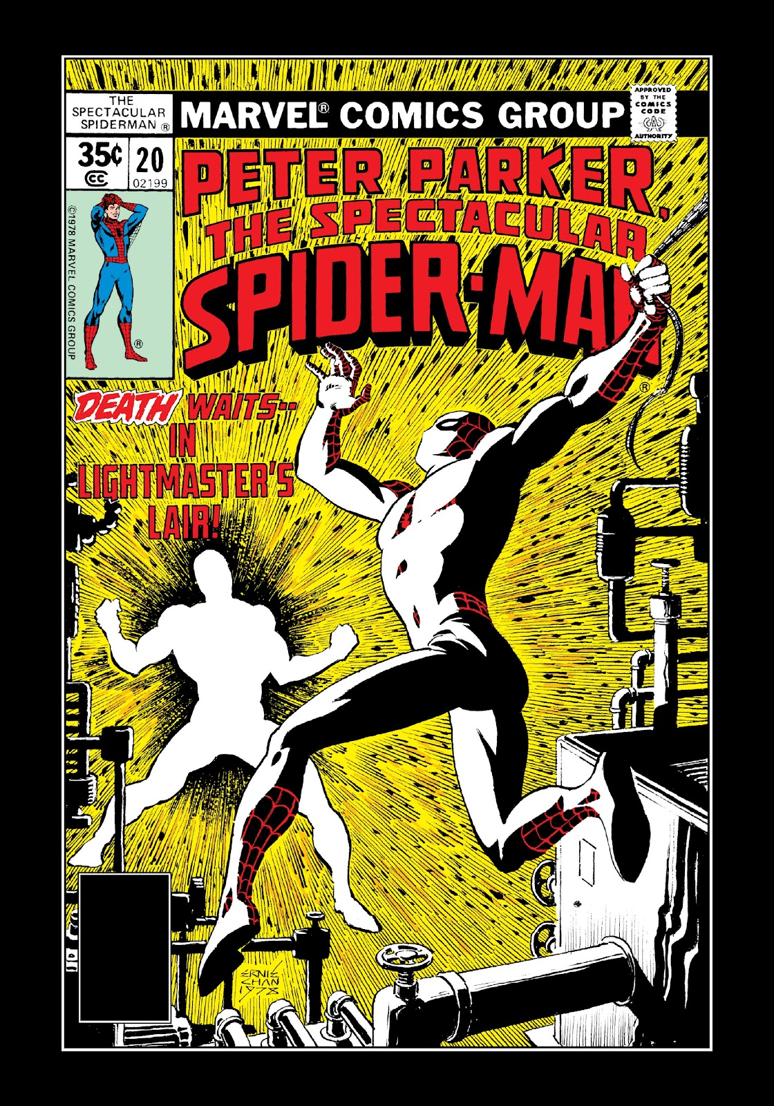 Read online Marvel Masterworks: The Spectacular Spider-Man comic -  Issue # TPB 2 (Part 1) - 81