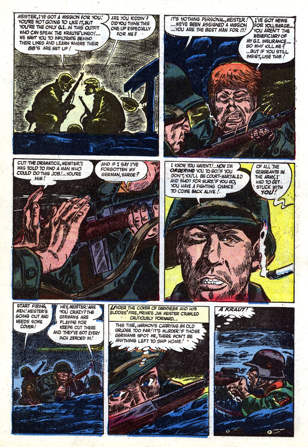 Combat (1952) issue 11 - Page 13