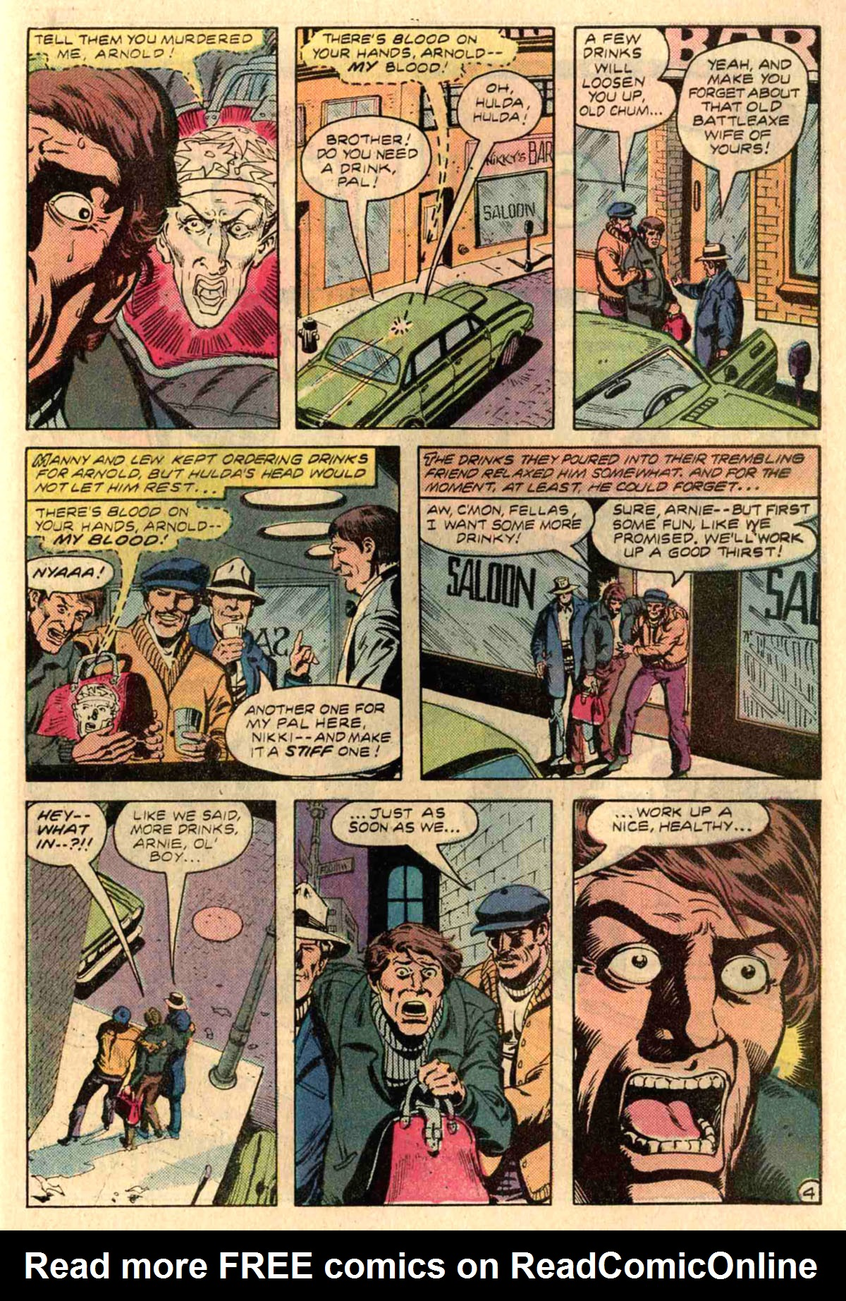 Read online Secrets of Haunted House comic -  Issue #42 - 27