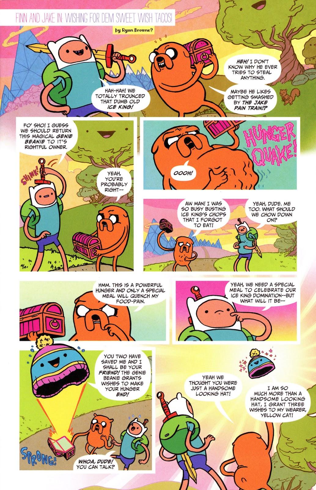 Read online Adventure Time Comics comic -  Issue #6 - 3