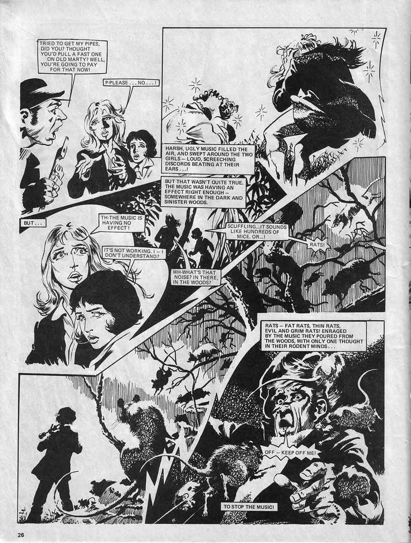 Read online Misty comic -  Issue # _Special 1979 - 26