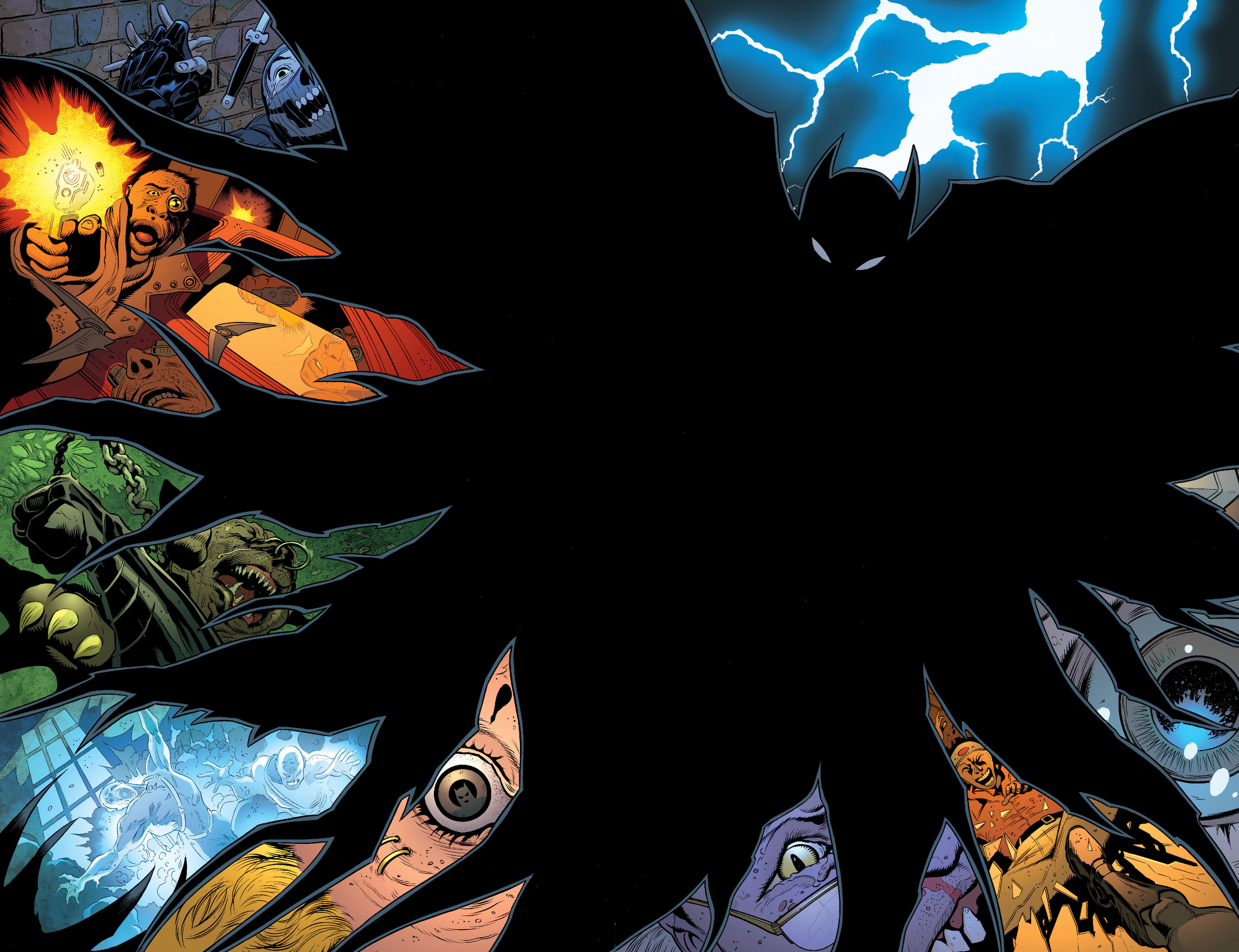 Read online Batman and Robin (2011) comic -  Issue #18 - 14