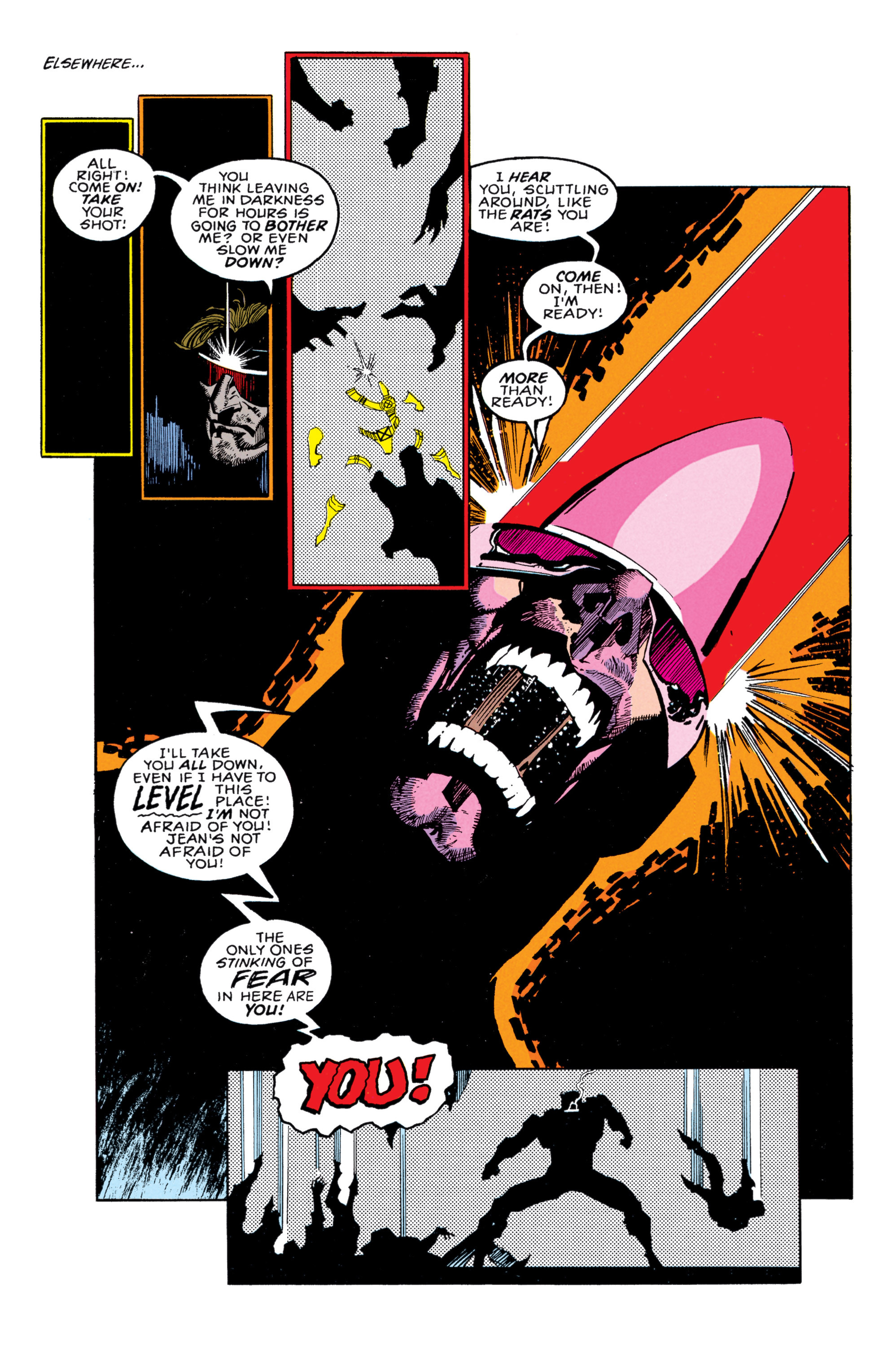 Read online X-Factor (1986) comic -  Issue #85 - 14