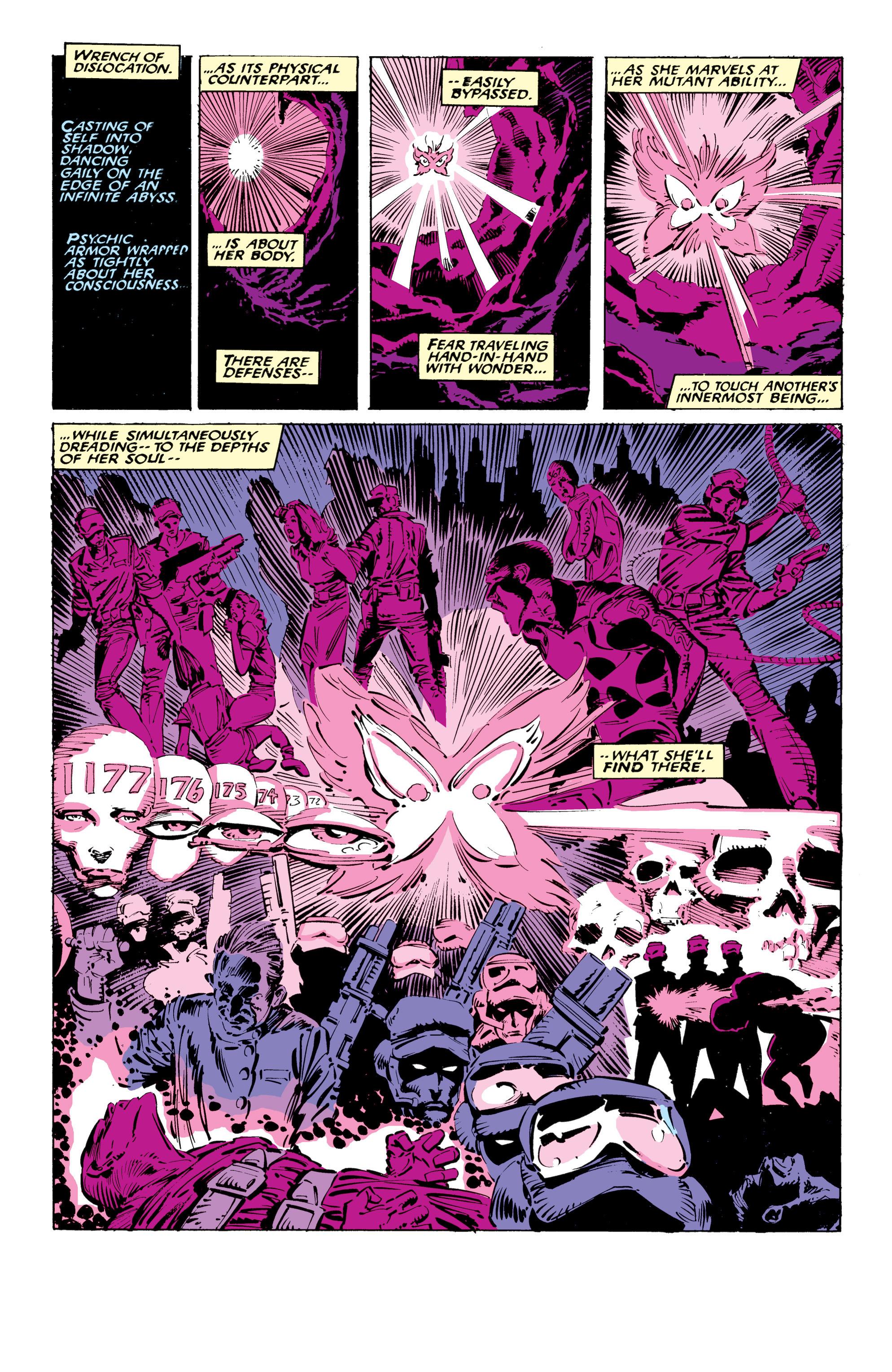 Read online Uncanny X-Men (1963) comic -  Issue #236 - 11