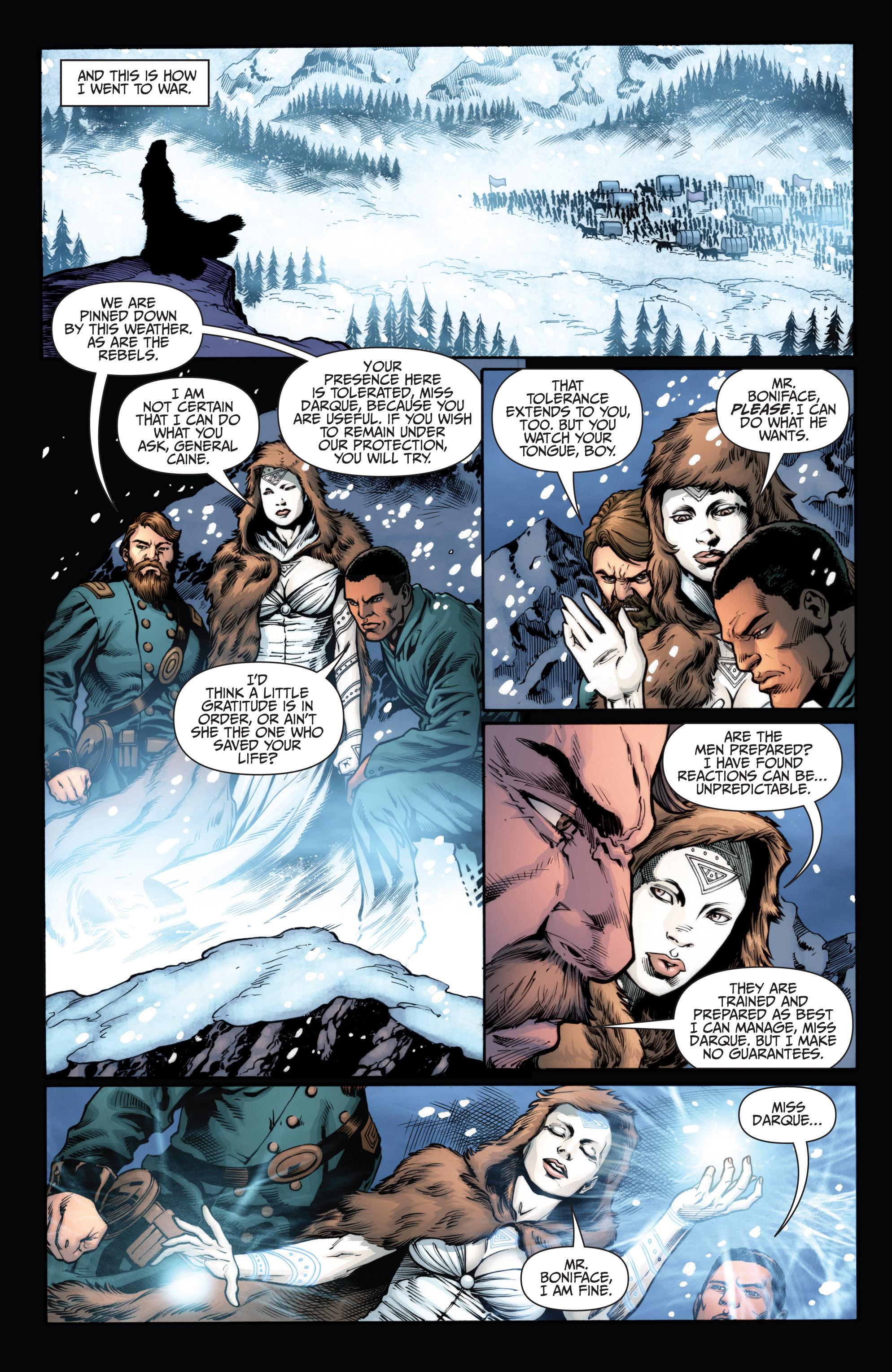 Read online Shadowman (2012) comic -  Issue #10 - 6