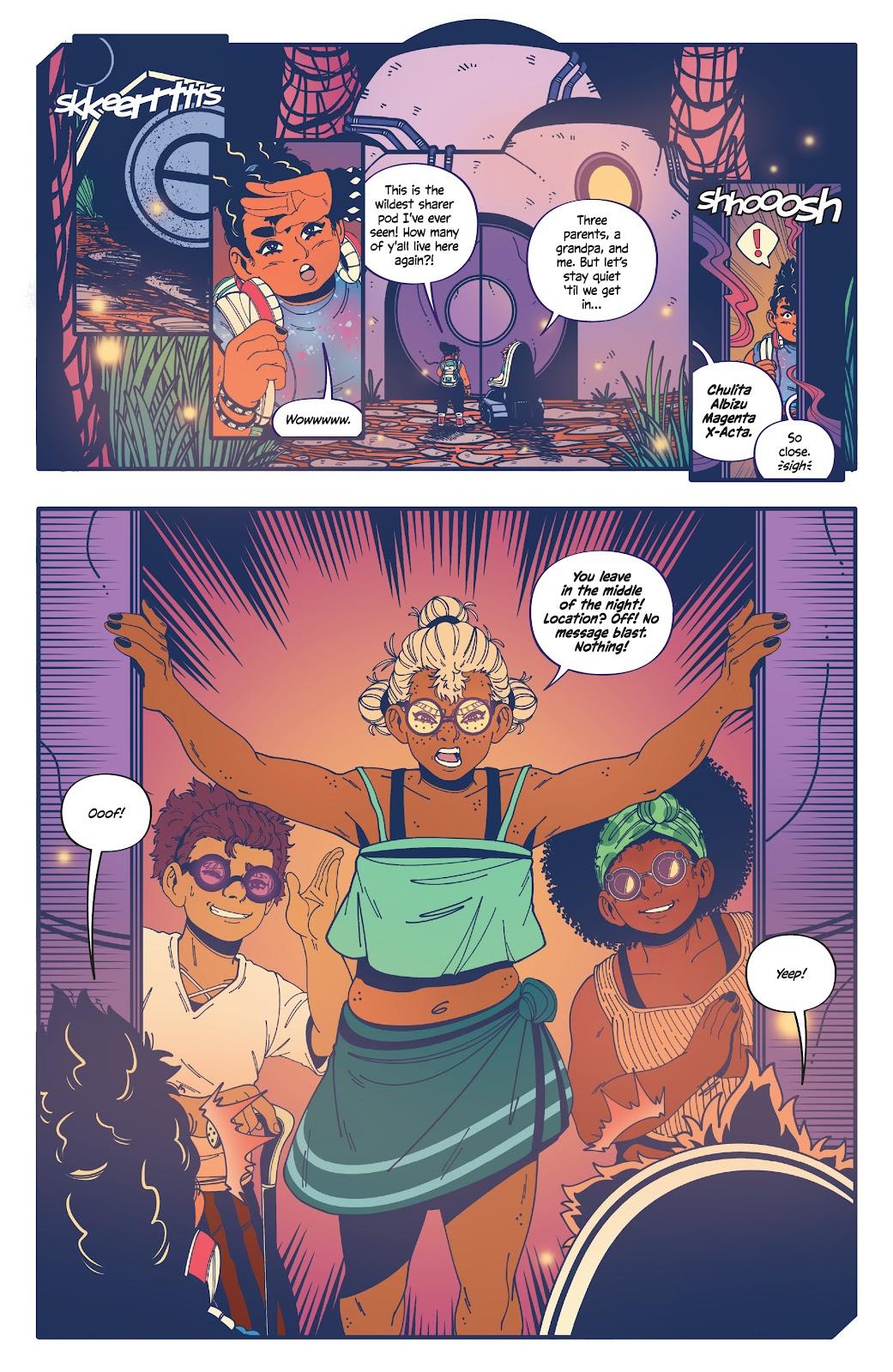 Read online b.b. free comic -  Issue #2 - 5