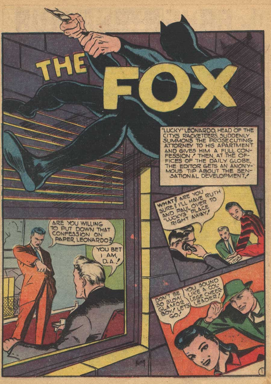 Blue Ribbon Comics (1939) issue 16 - Page 25