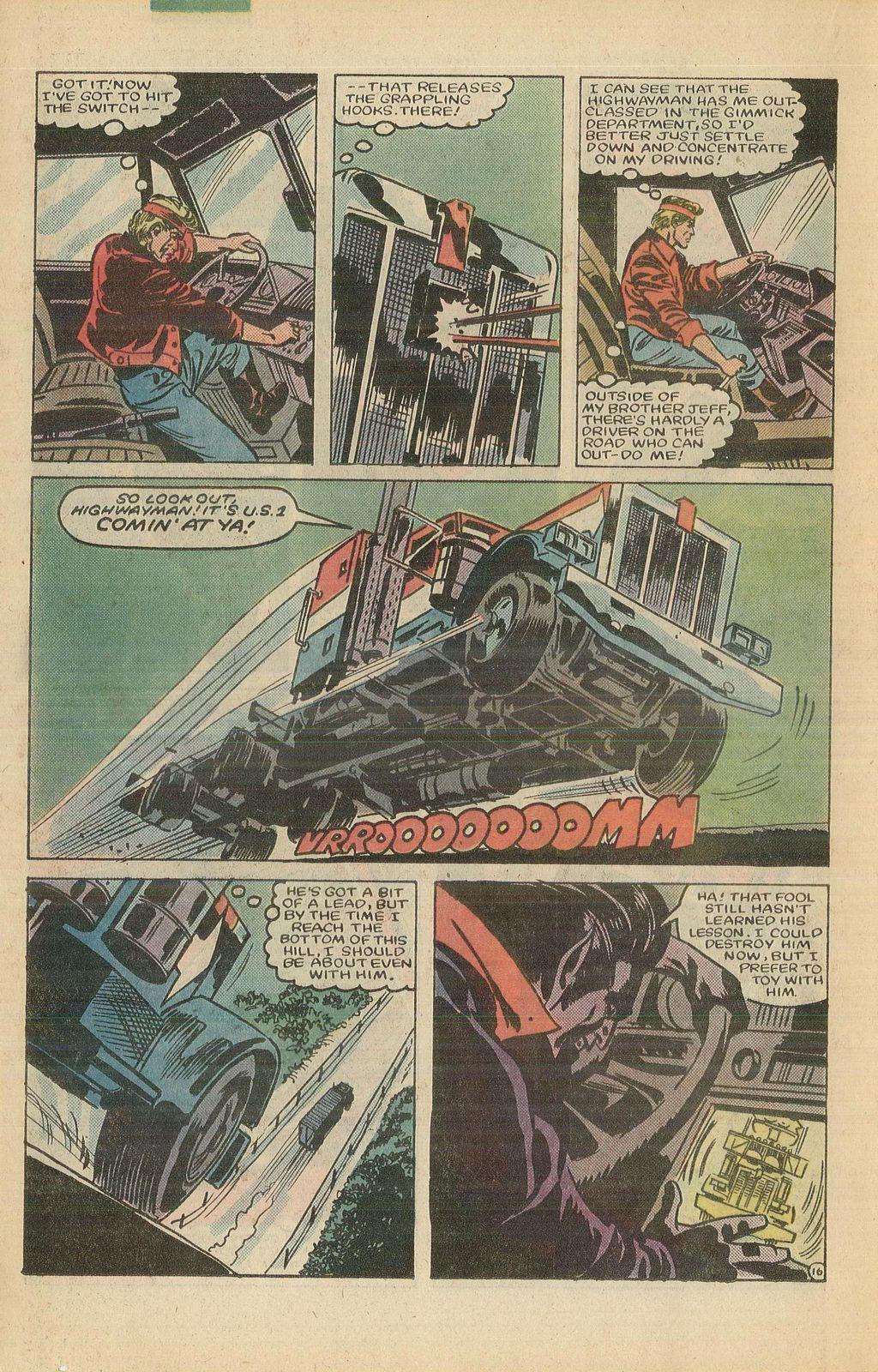Read online U.S. 1 comic -  Issue #10 - 22