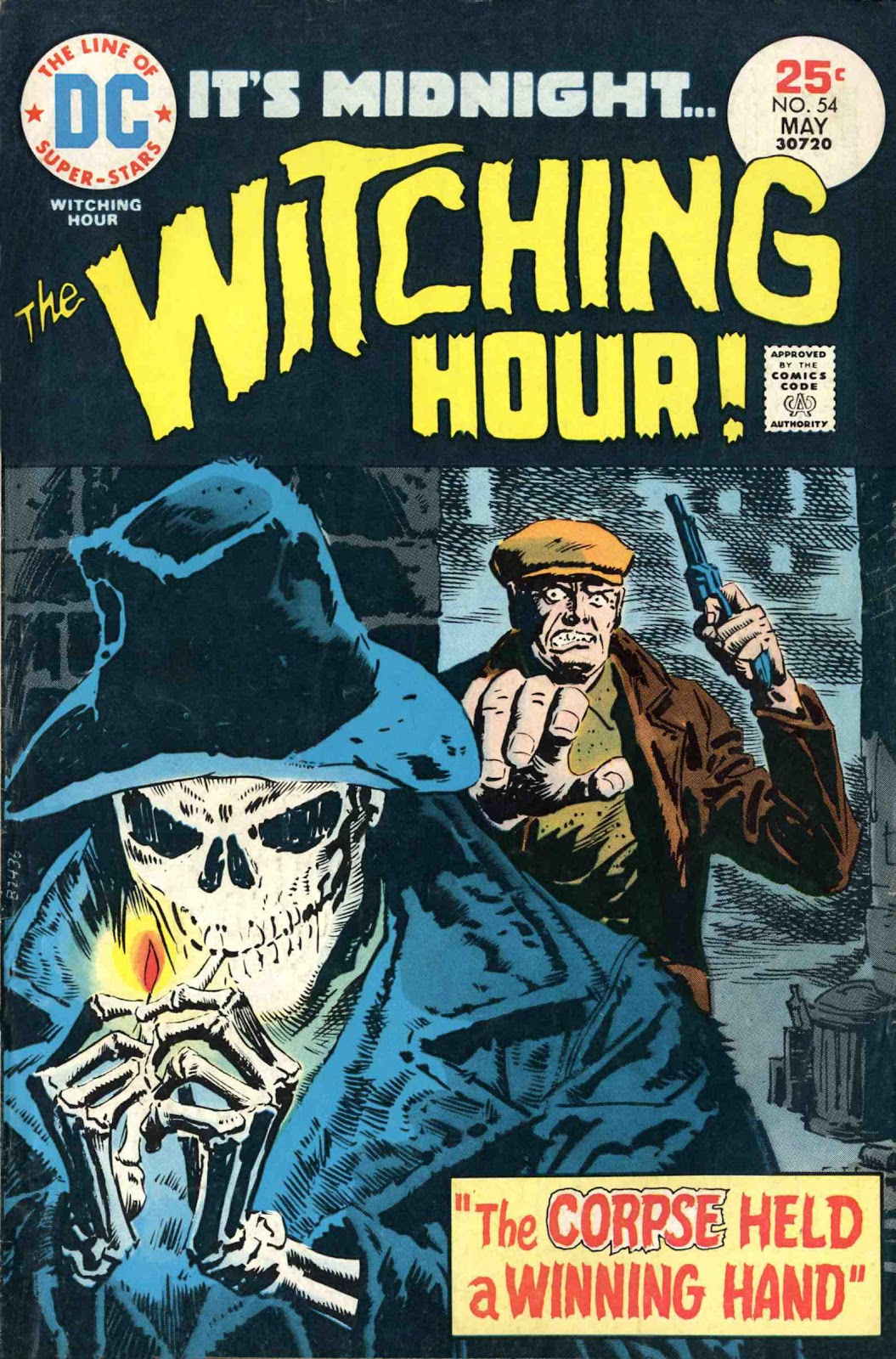 The Witching Hour (1969) issue 54 - Page 1
