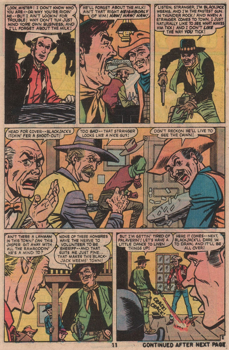 Kid Colt Outlaw issue 210 - Page 13
