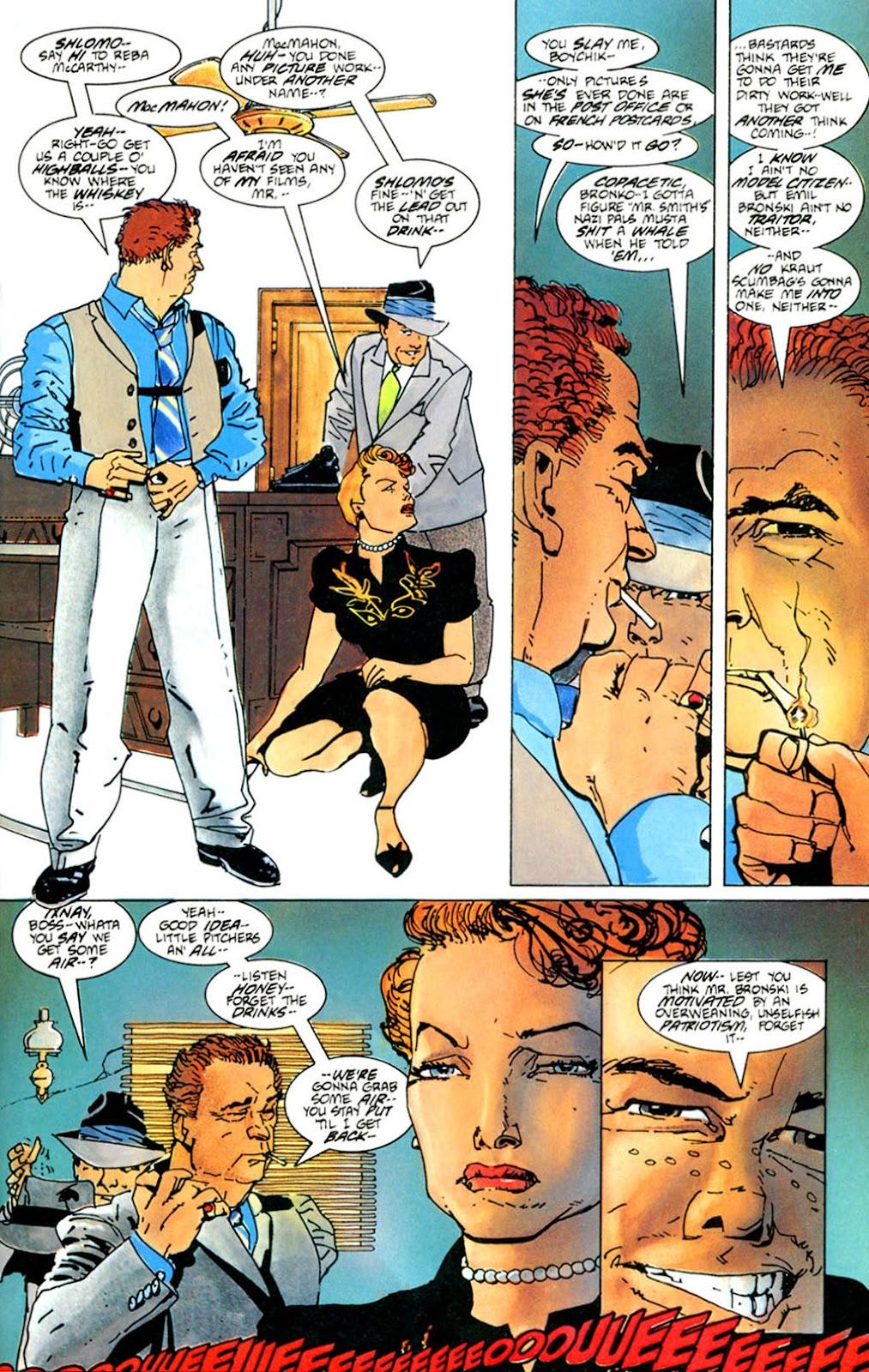 Blackhawk (1988) issue 1 - Page 33
