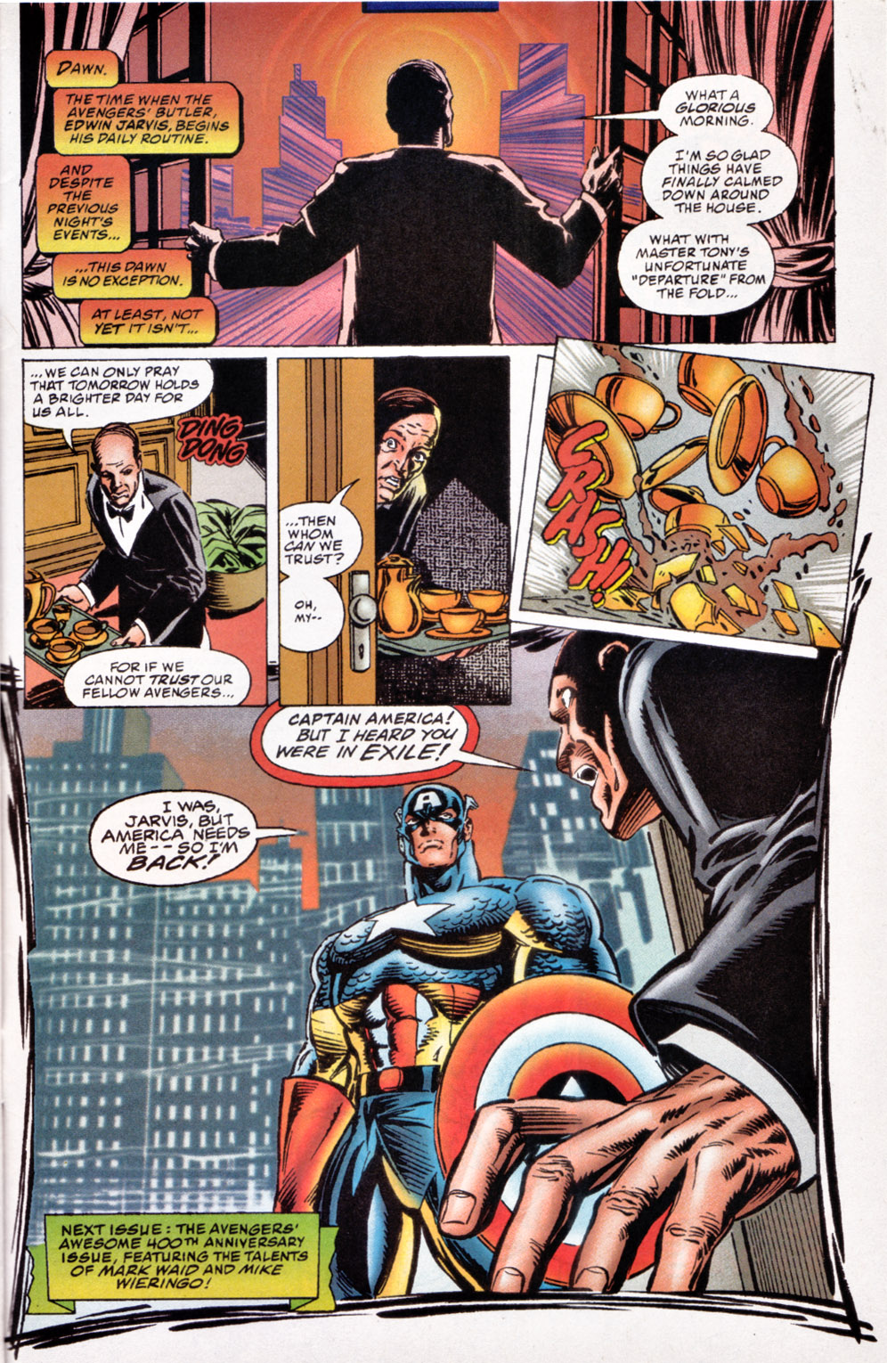The Avengers (1963) 399 Page 21