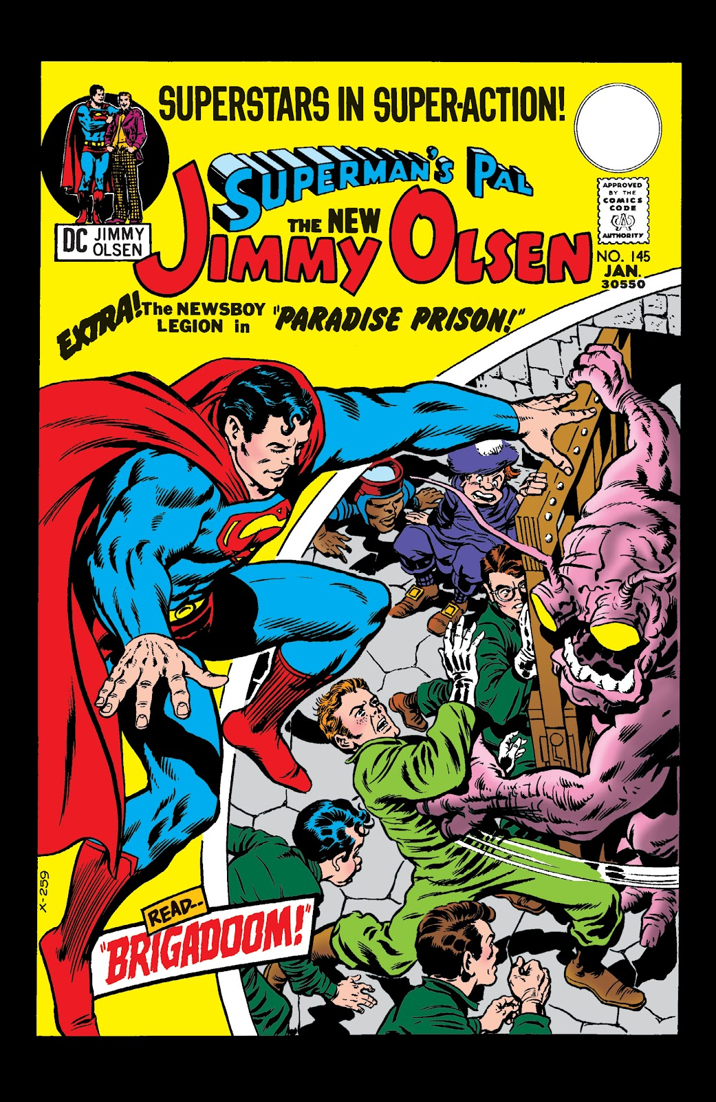 Read online Superman's Pal, Jimmy Olsen by Jack Kirby comic -  Issue # TPB (Part 3) - 64