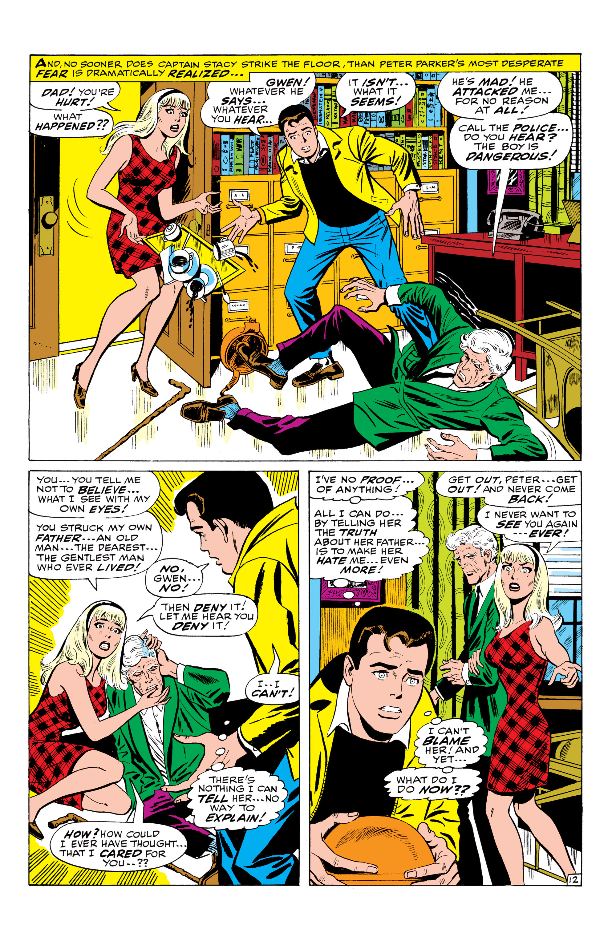 The Amazing Spider-Man (1963) 60 Page 12