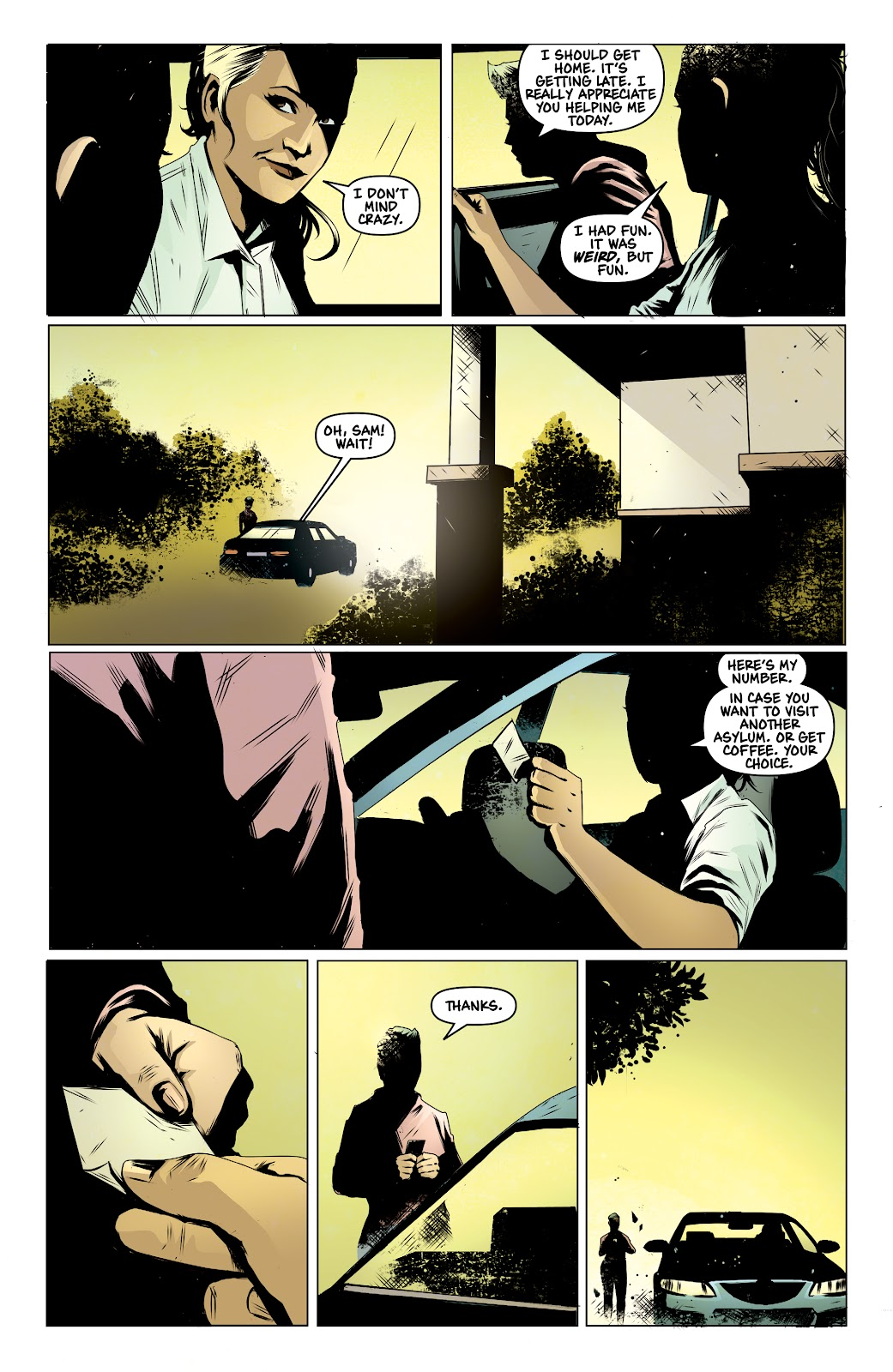 Read online Devil Within comic -  Issue #3 - 13