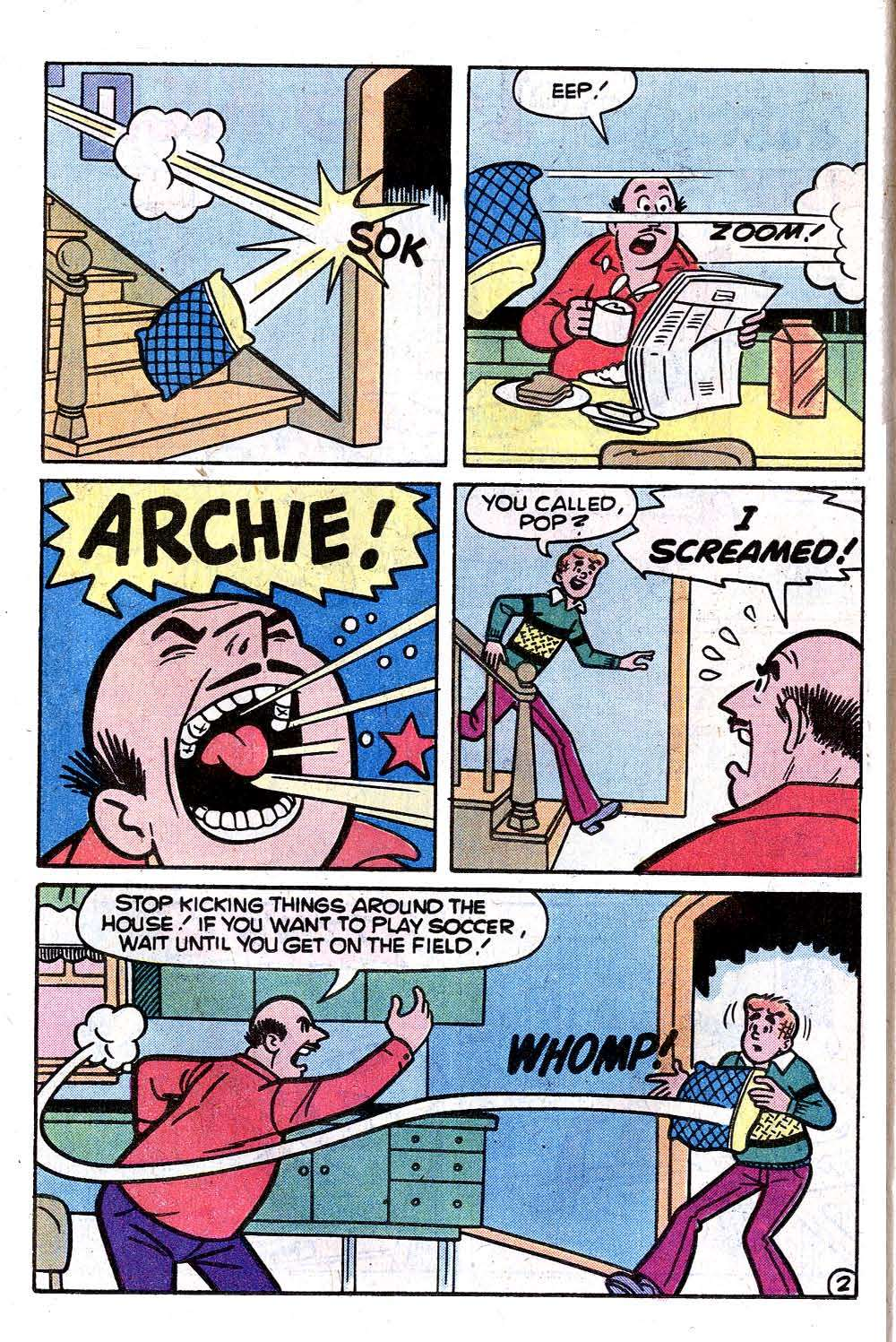 Read online Archie (1960) comic -  Issue #270 - 14