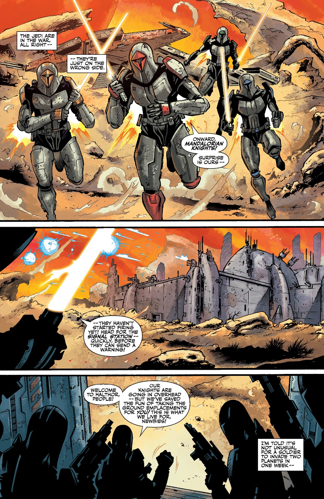 Read online Star Wars Legends: The Old Republic - Epic Collection comic -  Issue # TPB 3 (Part 4) - 27