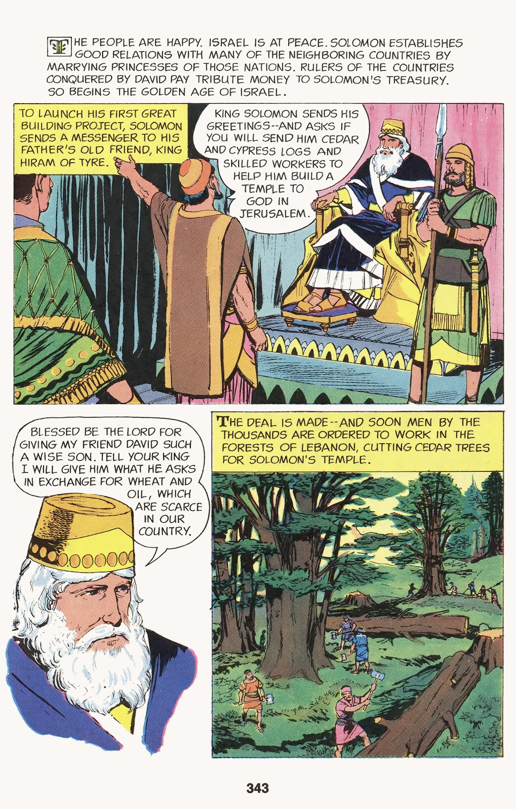 The Picture Bible issue TPB (Part 4) - Page 46