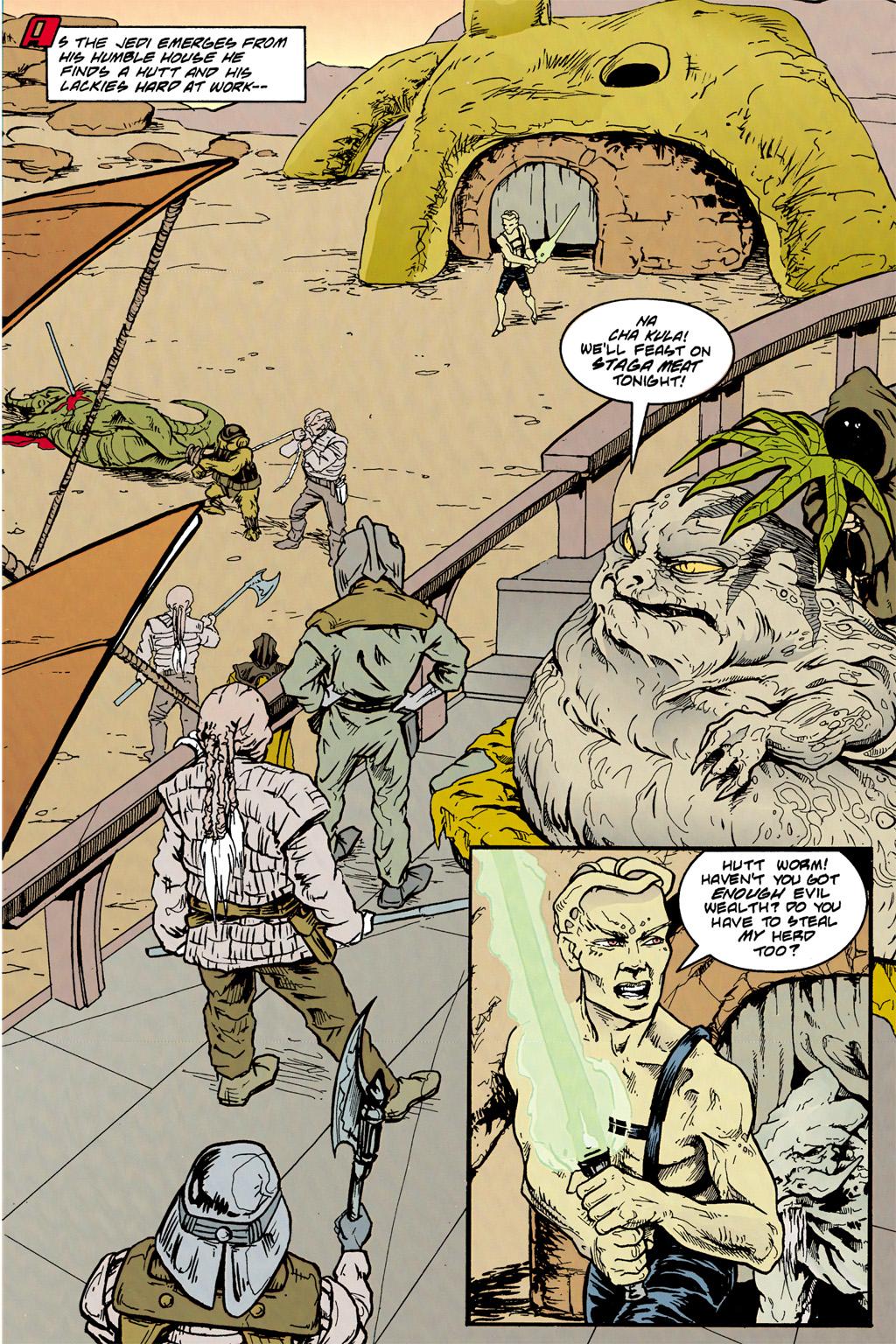 Read online Star Wars Omnibus comic -  Issue # Vol. 4 - 330