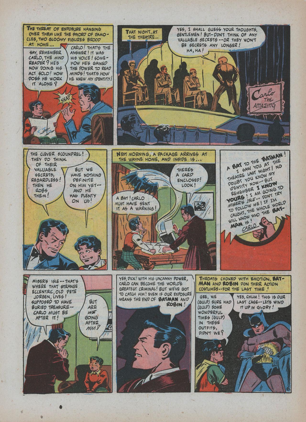 Detective Comics (1937) 70 Page 7