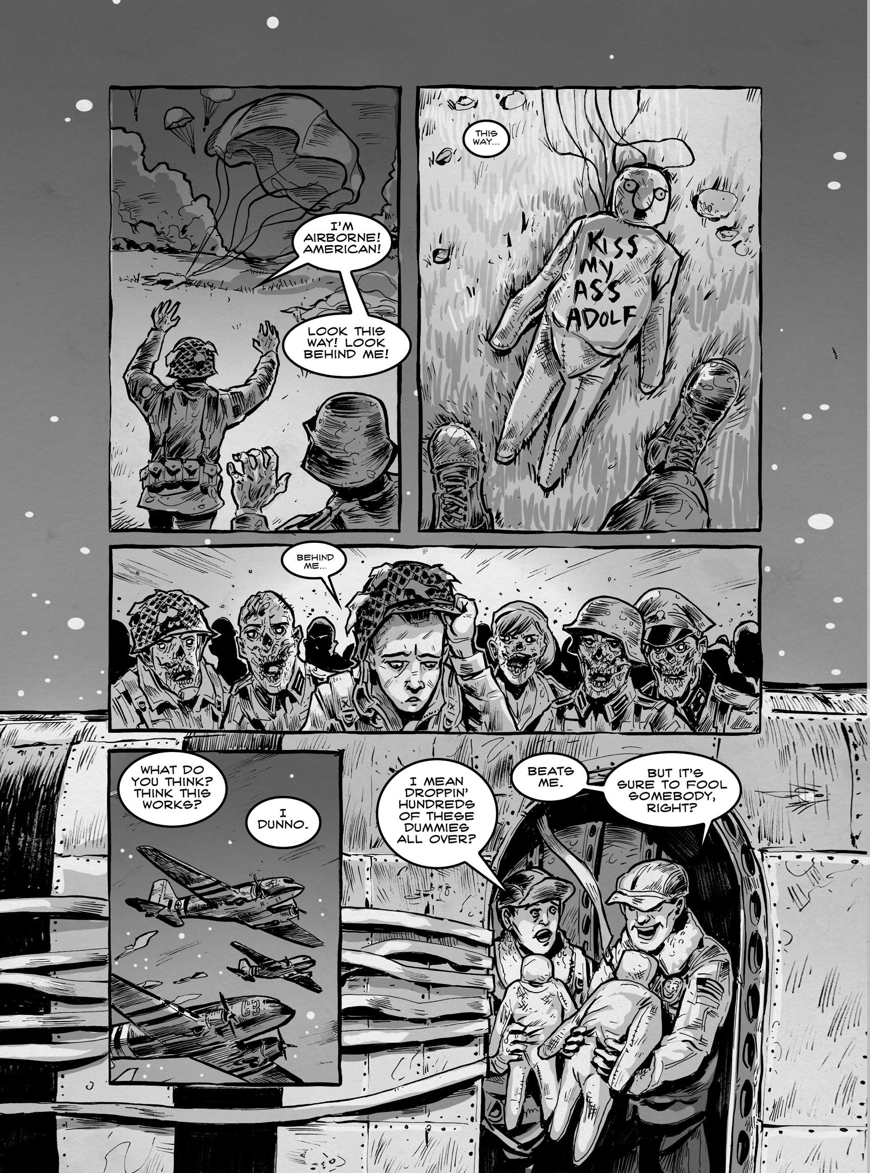 Read online FUBAR comic -  Issue #3 - 290