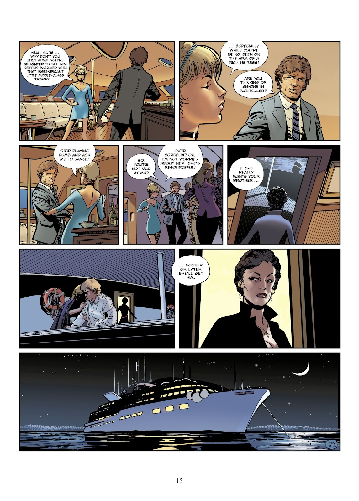 XIII Mystery issue 8 - Page 17