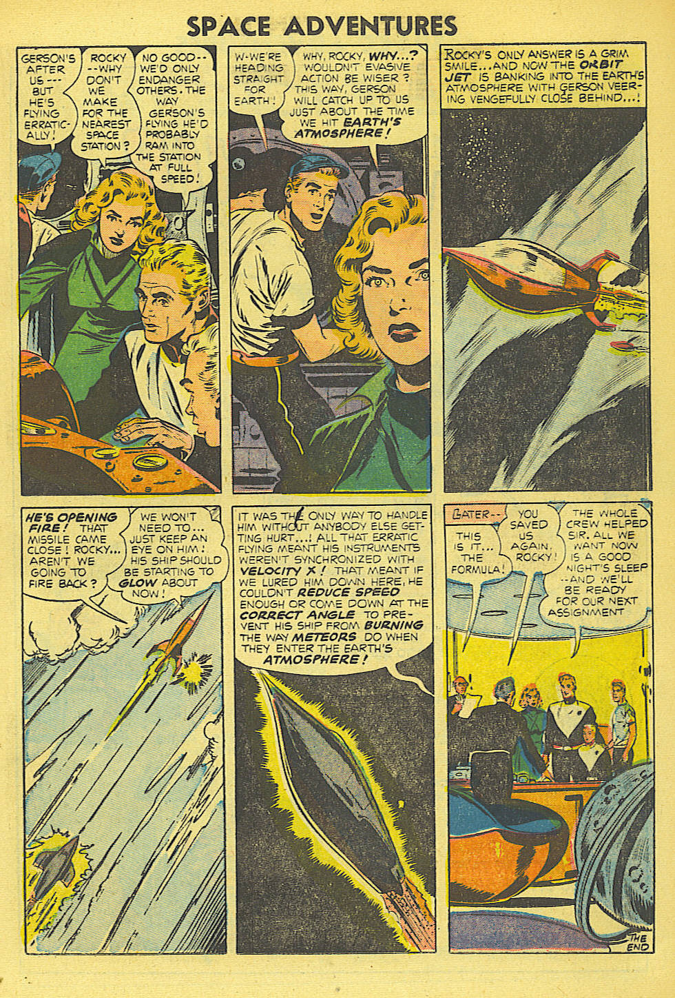 Read online Space Adventures comic -  Issue #15 - 14