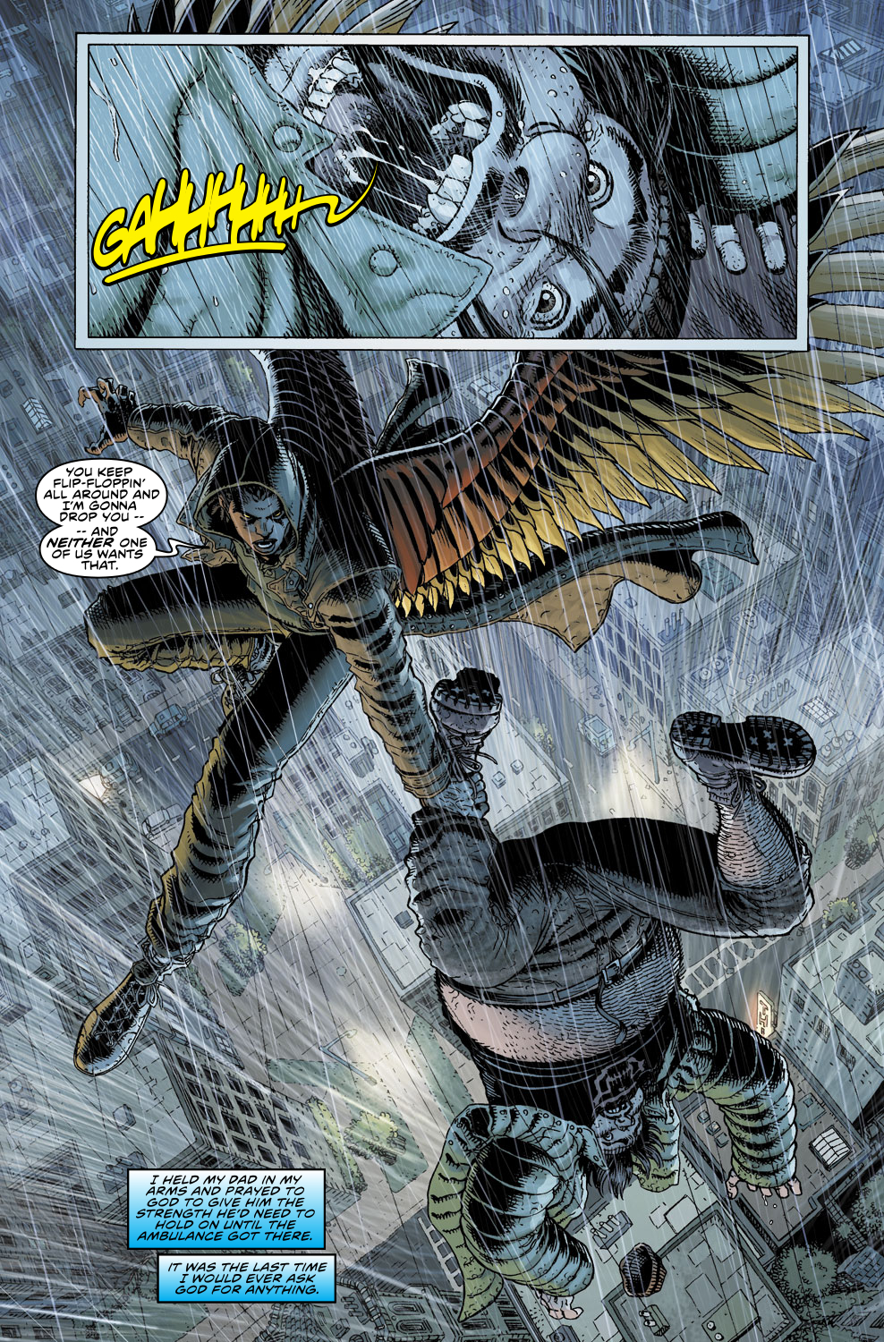 Read online Ultimate X comic -  Issue #3 - 5