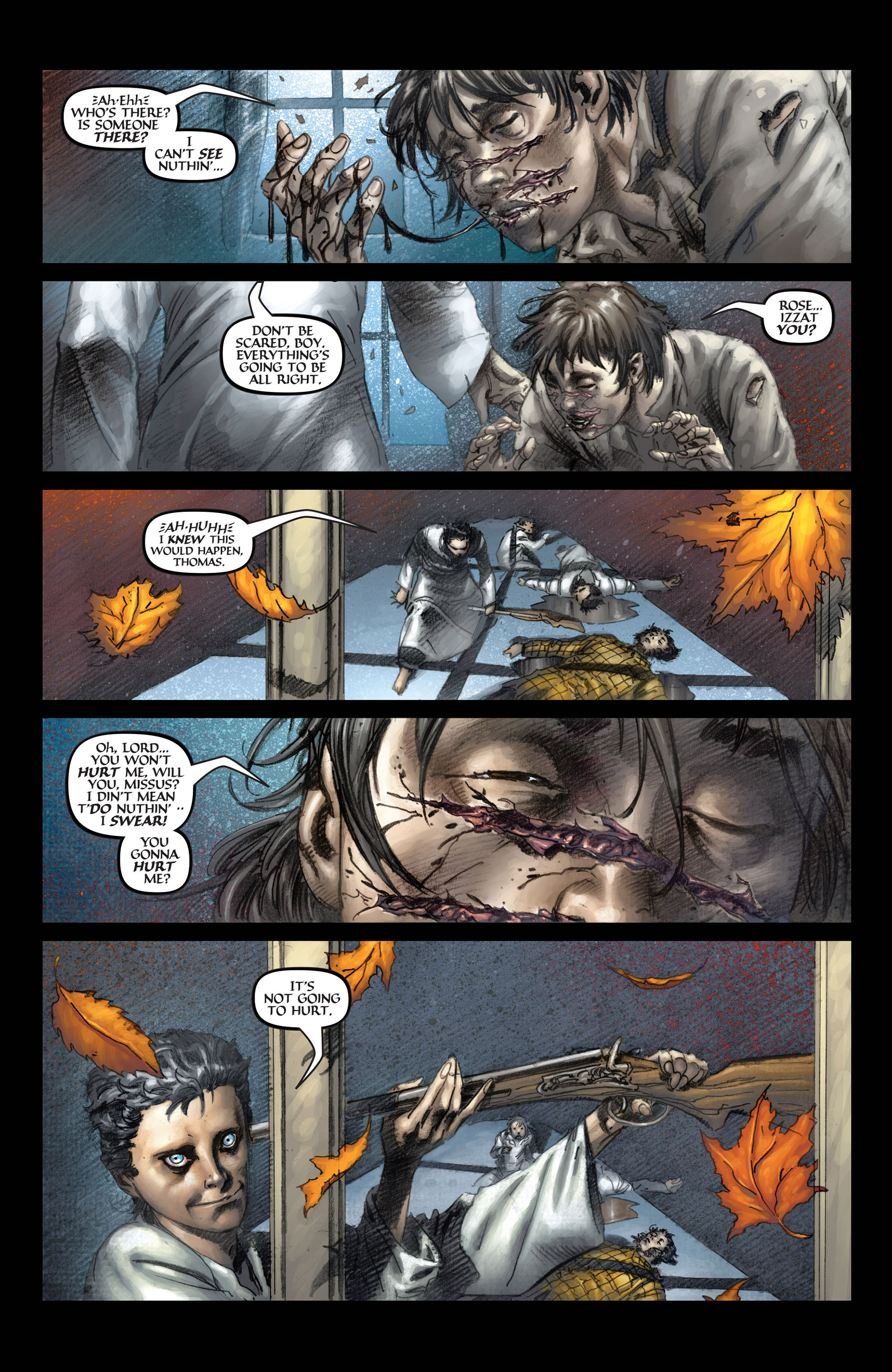 Read online Wolverine: The Origin comic -  Issue #3 - 8