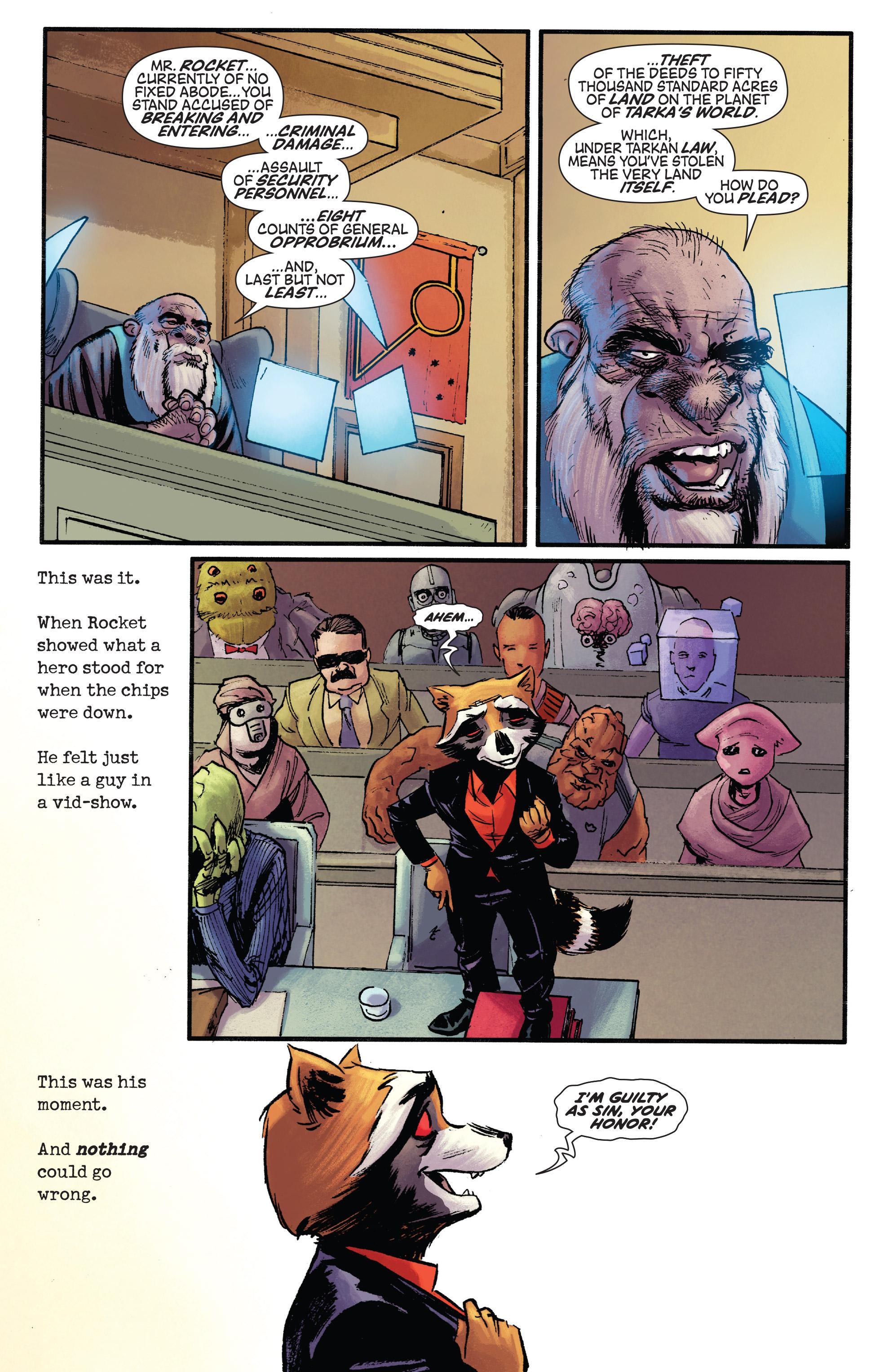 Read online Rocket comic -  Issue #2 - 18