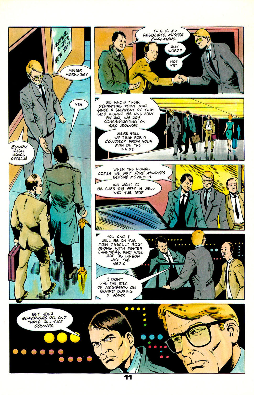 Jon Sable, Freelance issue 56 - Page 12