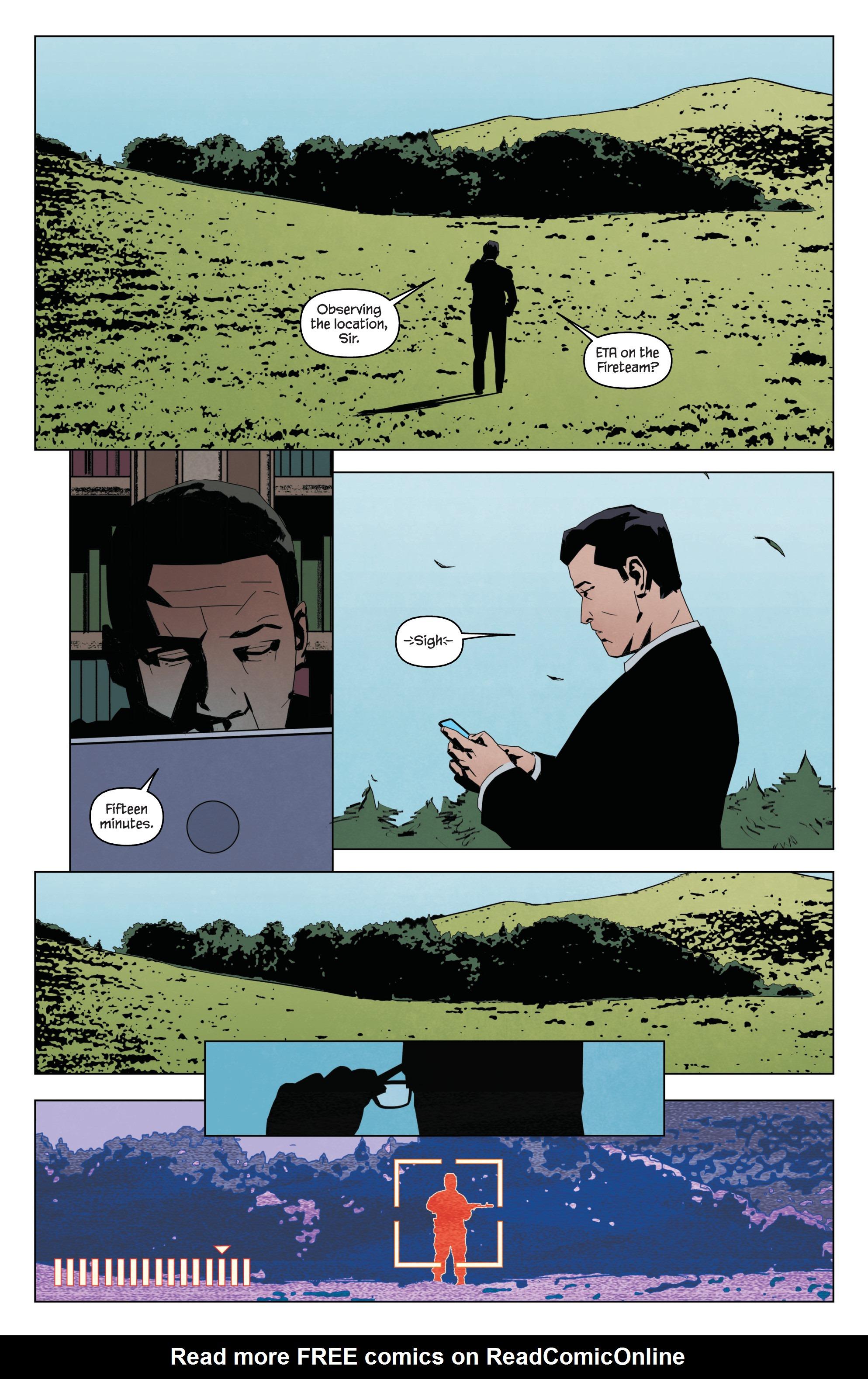 Read online James Bond: Service comic -  Issue # Full - 19