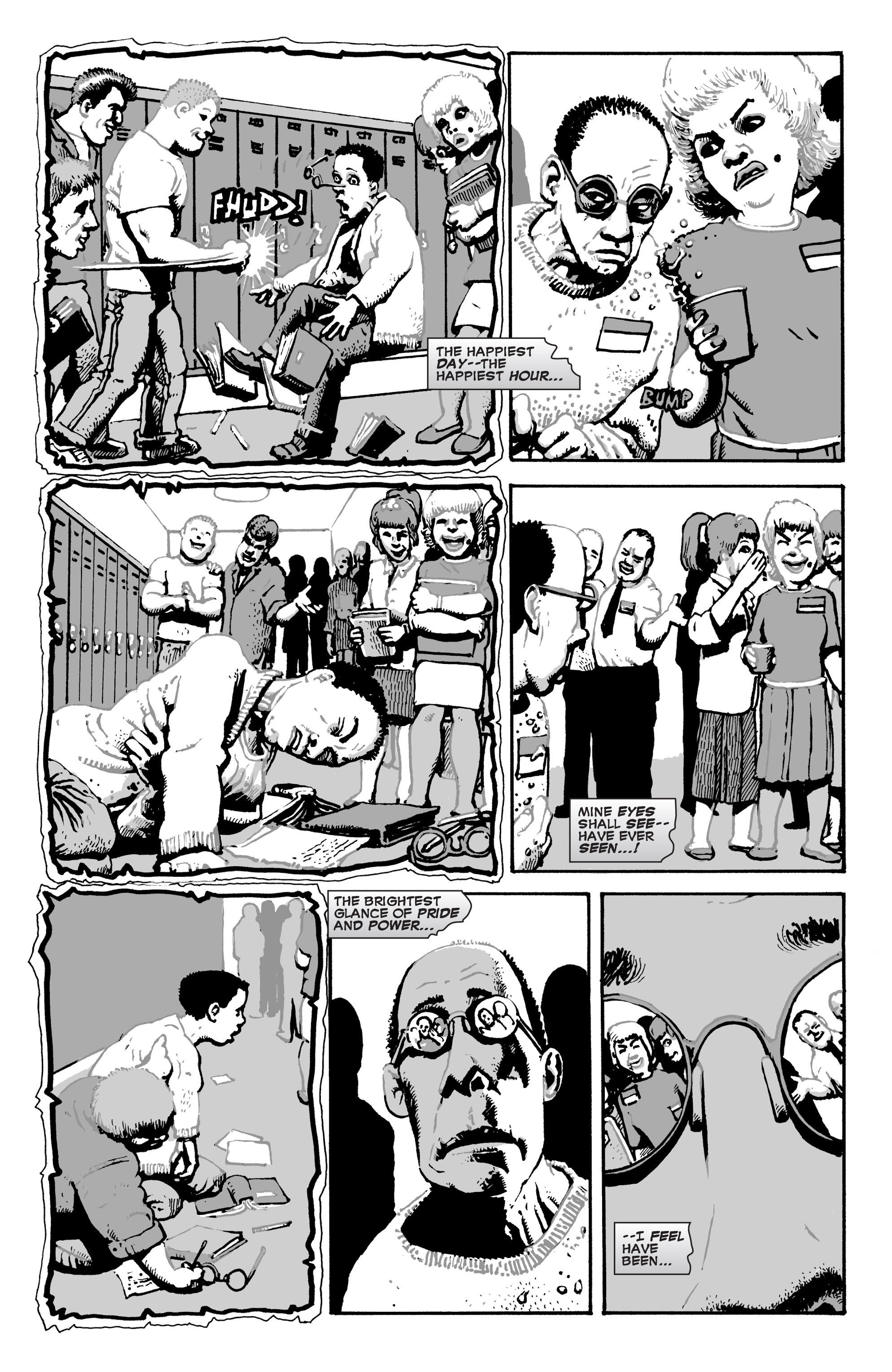 Read online Haunt of Horror: Edgar Allan Poe comic -  Issue #3 - 15