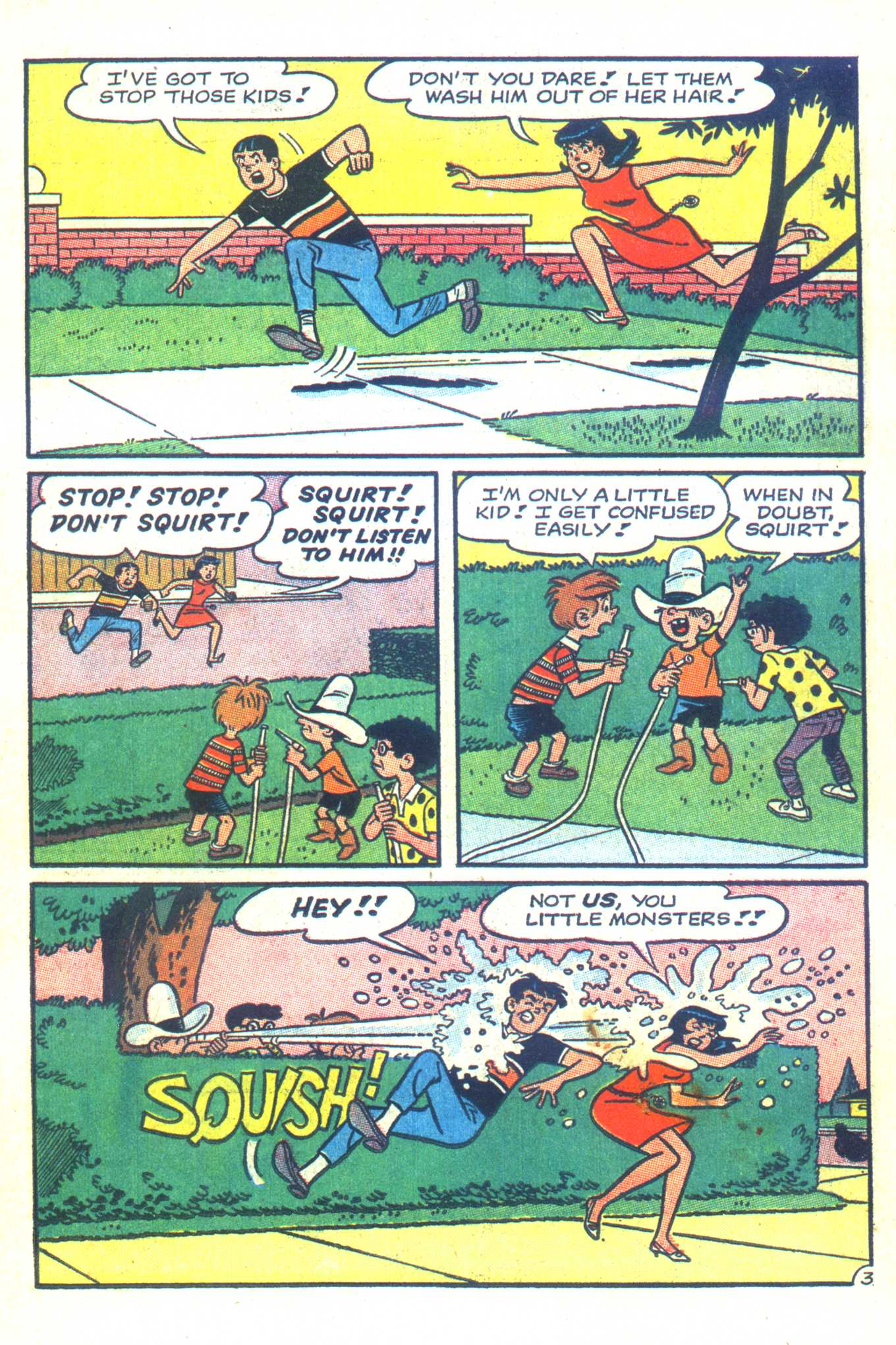 Read online Archie's Girls Betty and Veronica comic -  Issue #131 - 15