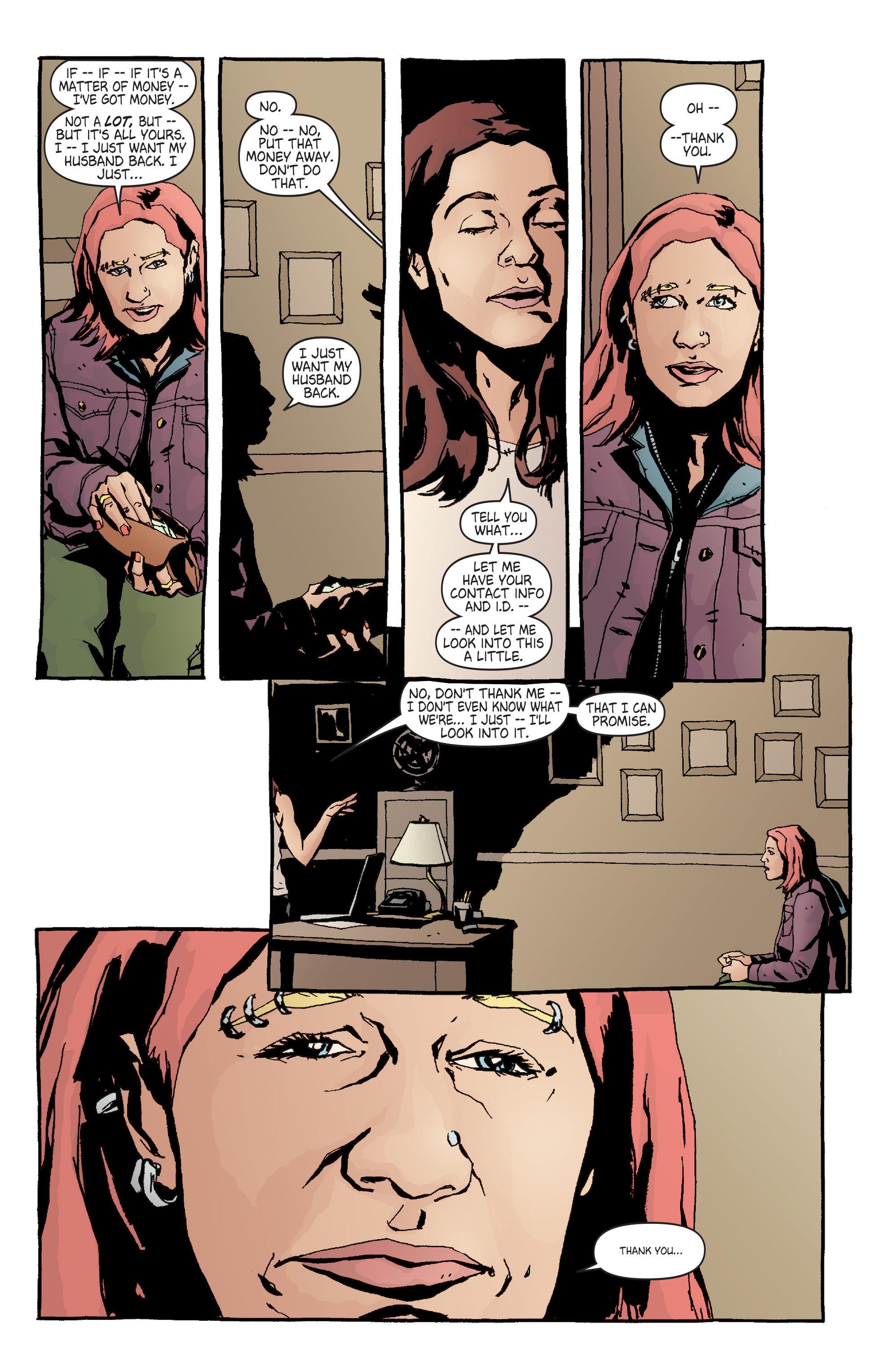 Read online Alias comic -  Issue #7 - 6