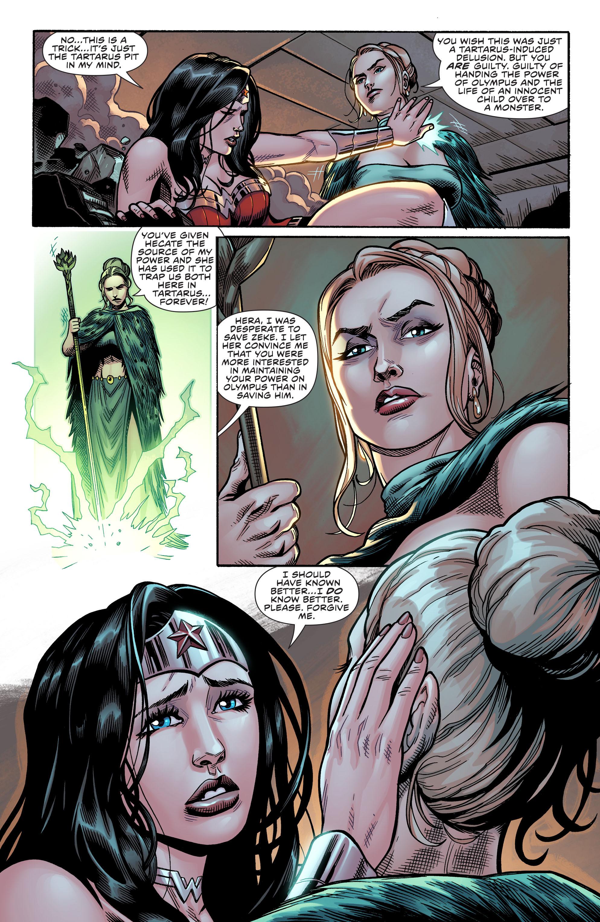 Read online Wonder Woman (2011) comic -  Issue #51 - 18