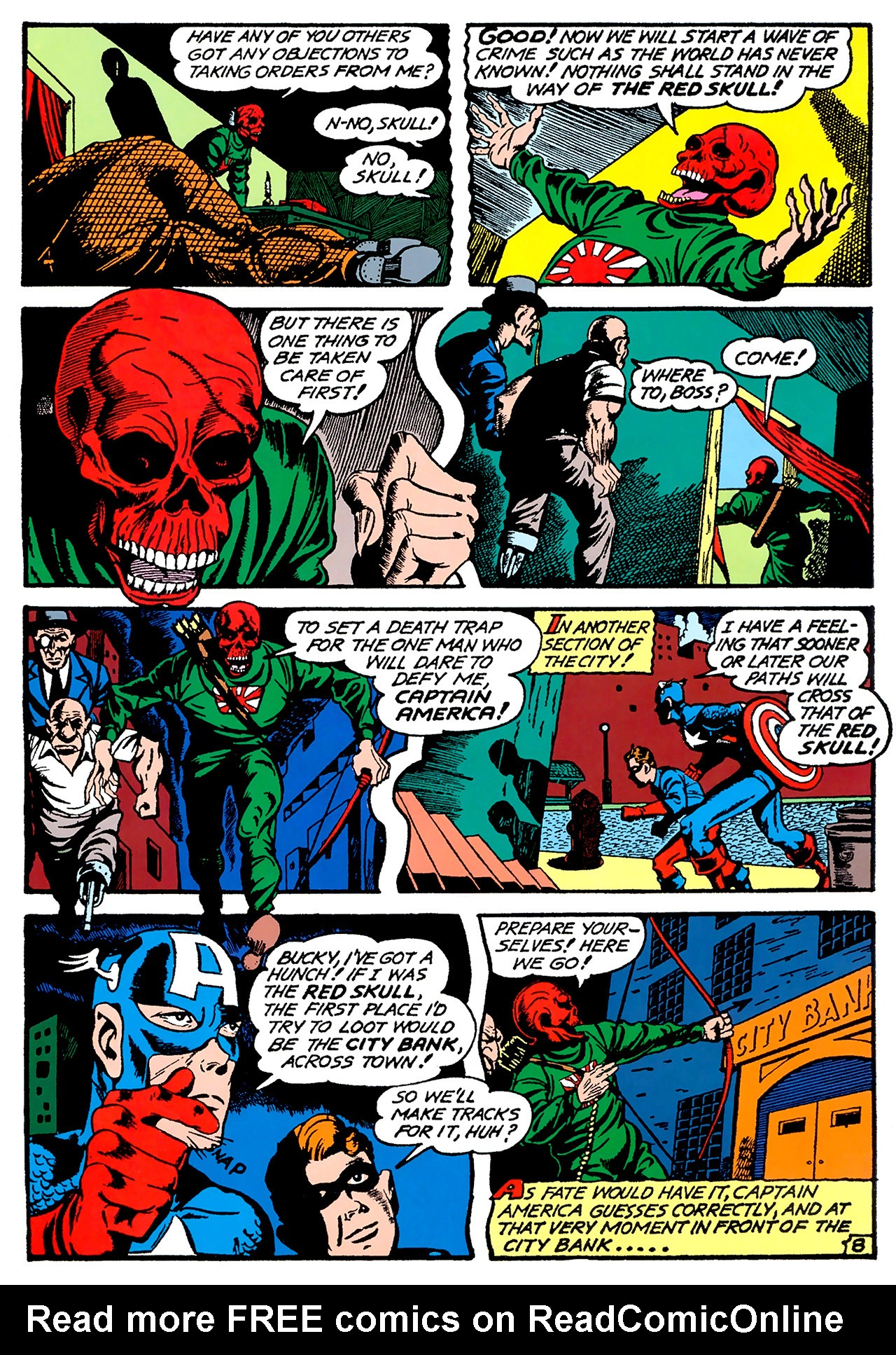 Captain America (1968) 600 Page 74