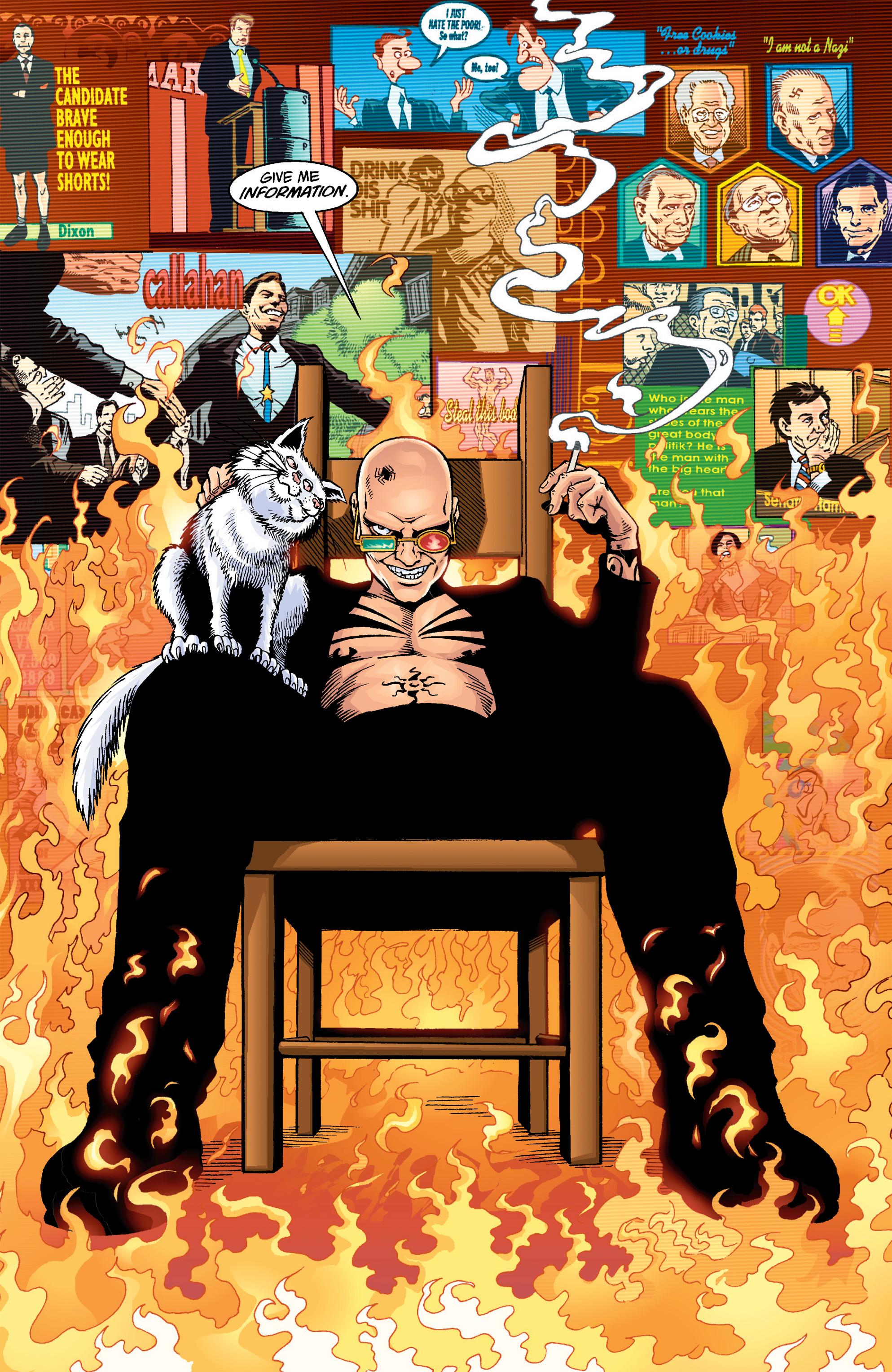 Read online Transmetropolitan comic -  Issue #14 - 8