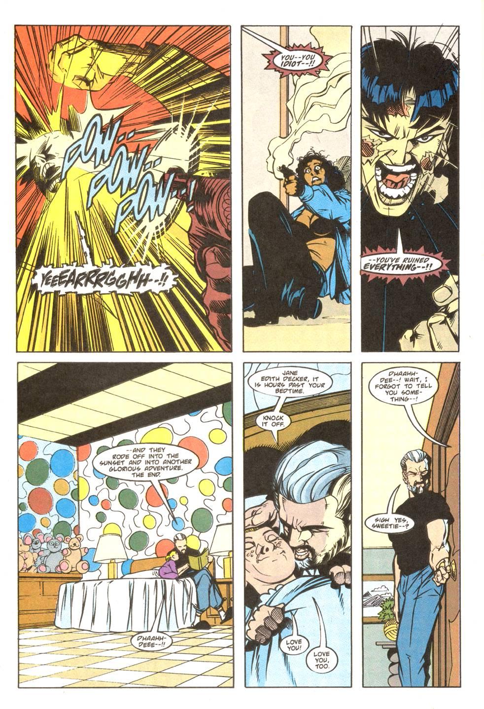 Read online Xero comic -  Issue #11 - 16