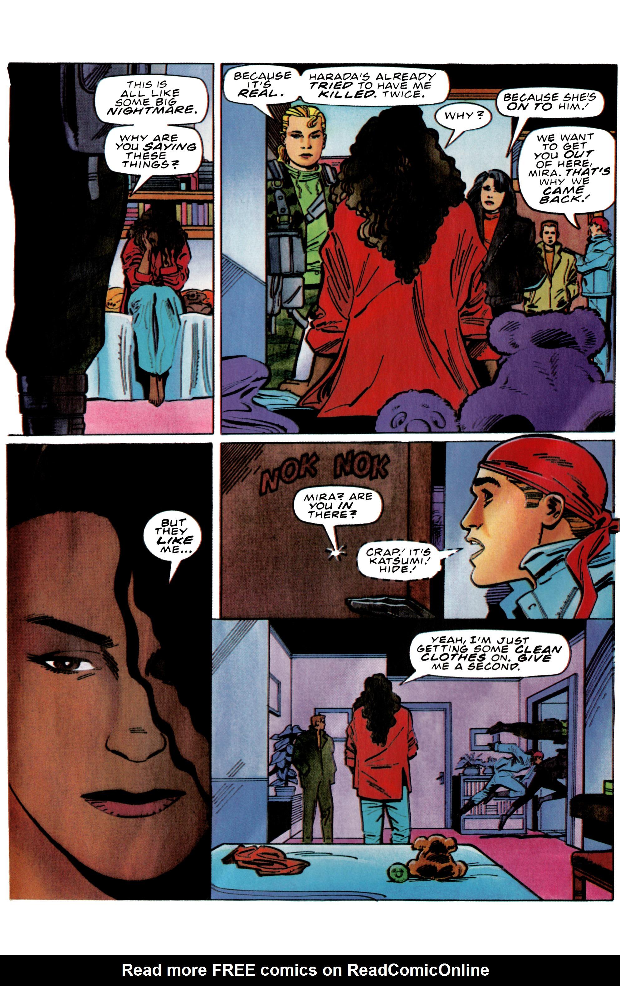 Read online Harbinger (1992) comic -  Issue #39 - 15